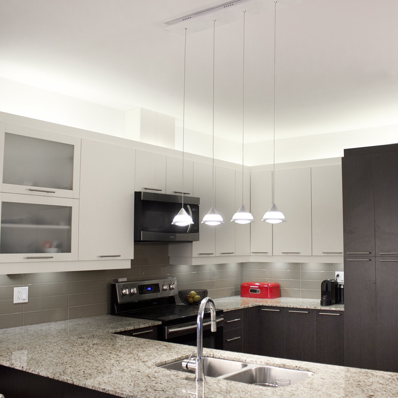 Nexa 4 Light Kitchen Island Pendant