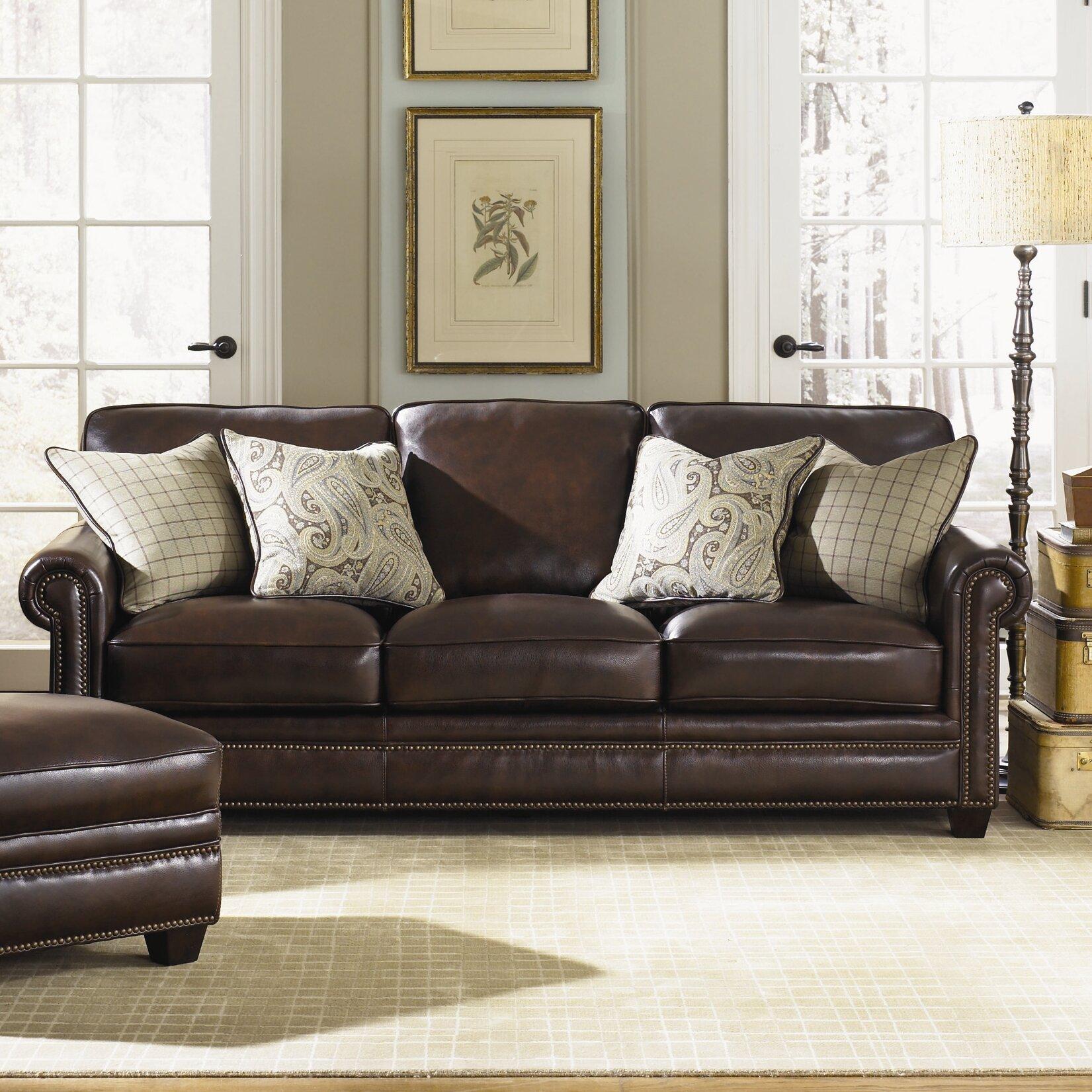 Reviews For Leather Sofas: Simon Li Burke Leather Sofa & Reviews