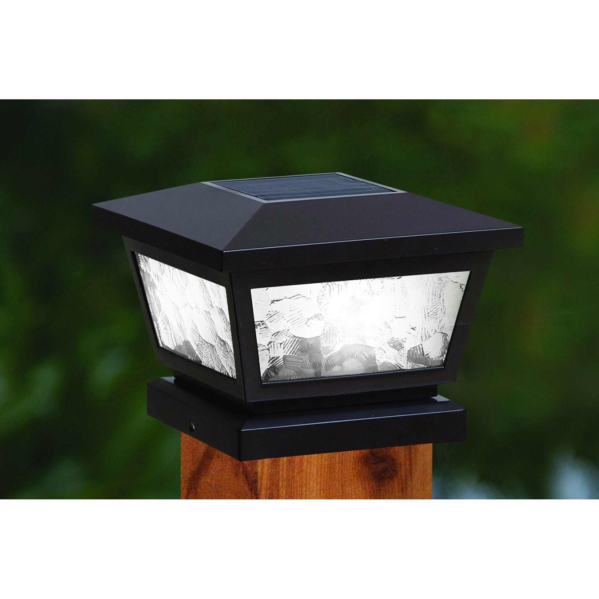Solar Light Caps