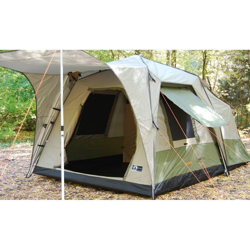 Black Pine Pineview 8 Turbo Tent Amp Reviews Wayfair