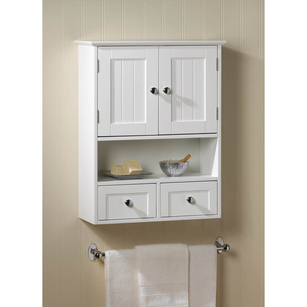 zingz thingz nantucket 2 door wall cabinet reviews
