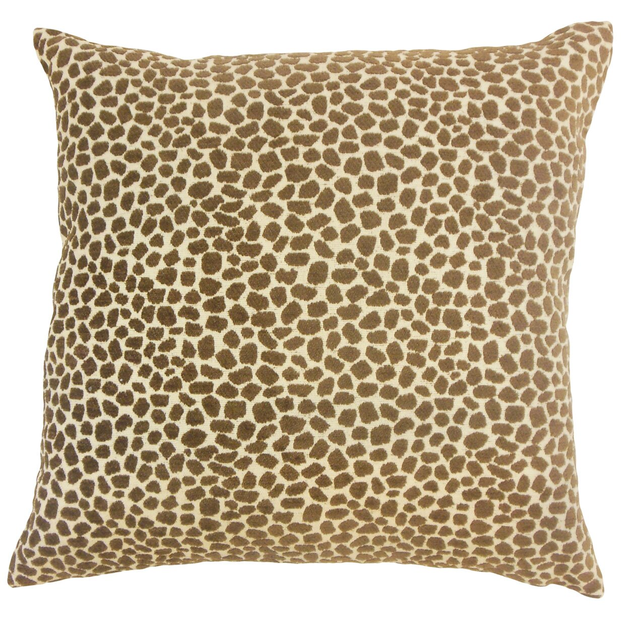 Animal Print Pillows For Couch : Meltem Animal Print Throw Pillow Wayfair