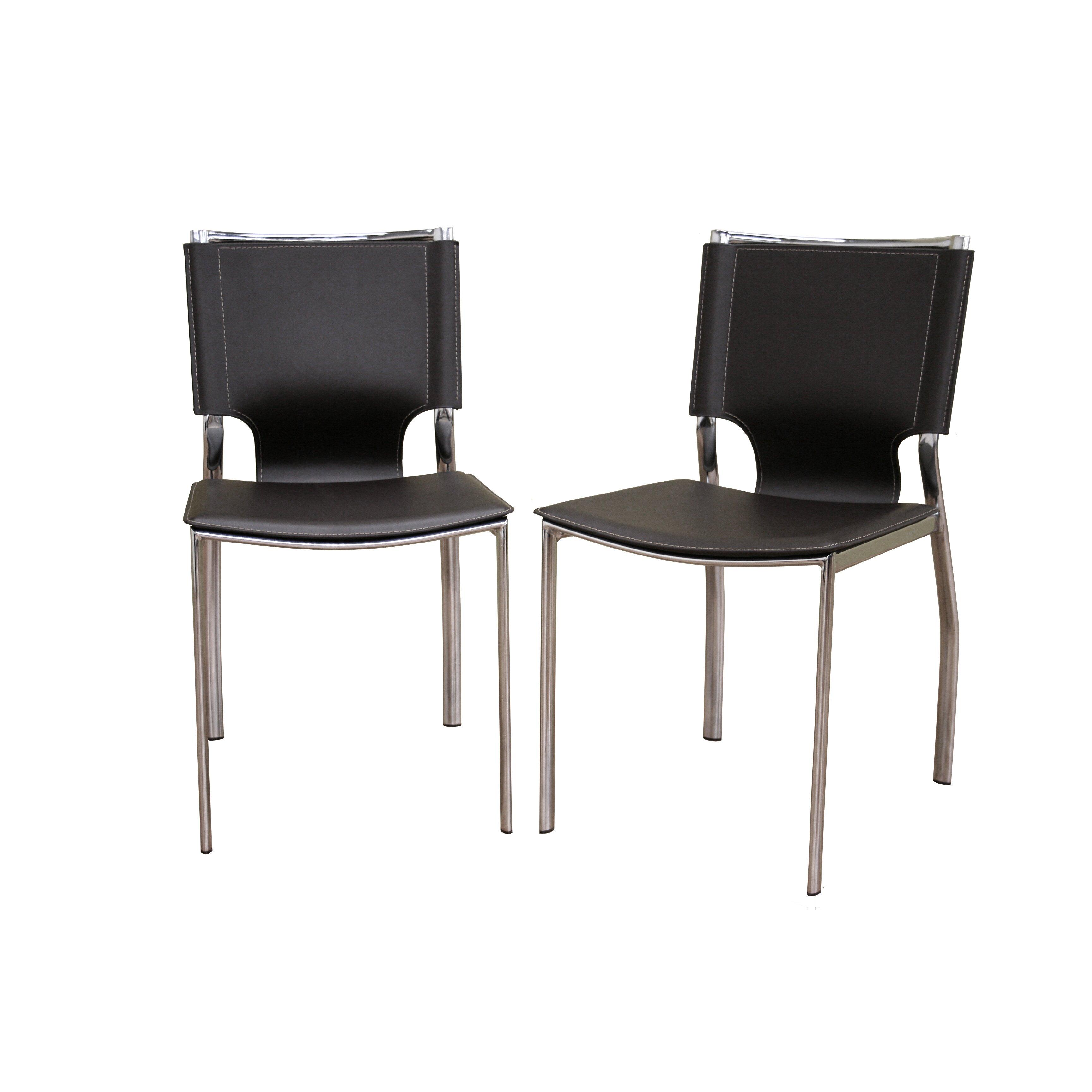 Wholesale Interiors Baxton Studio Montclare Side Chair