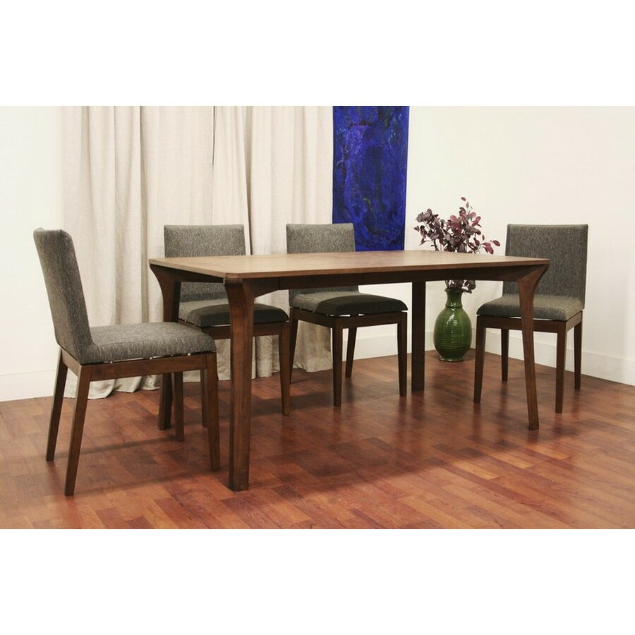 Wholesale Interiors Baxton Studio Mier 5 Piece Dining
