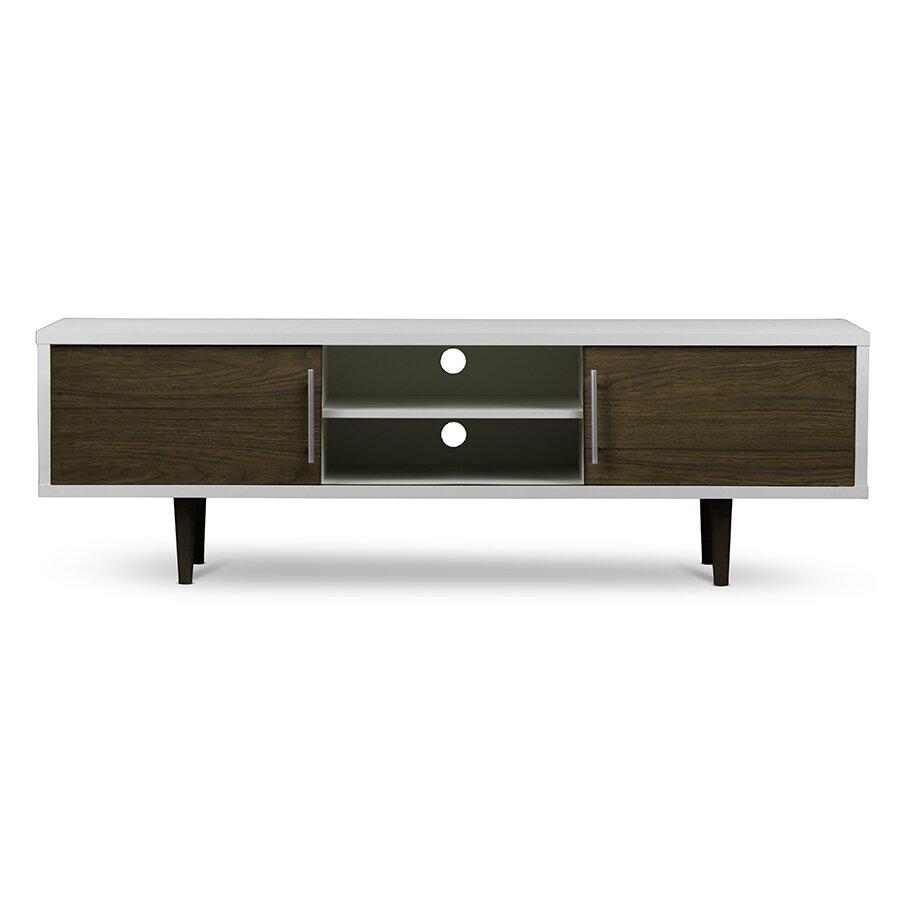 Wholesale interiors gemini tv stand reviews wayfair for Affordable furniture 290