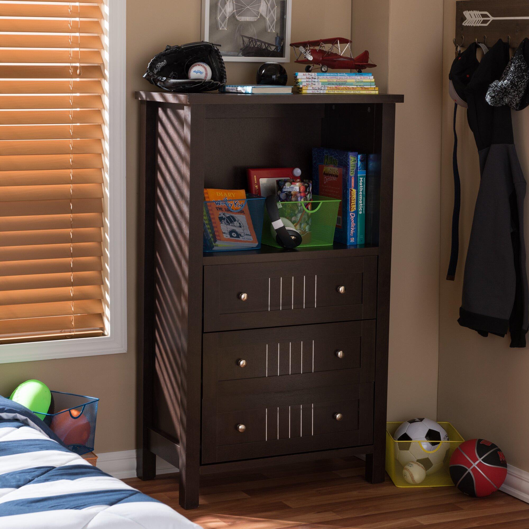 cabinet interior organizers wholesale interiors baxton studio cyclo 3 drawer storage