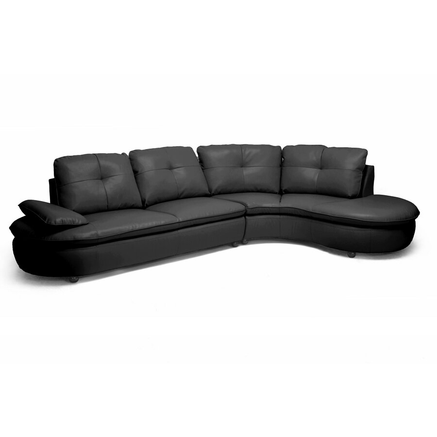 Wholesale Interiors Baxton Studio Sectional Amp Reviews