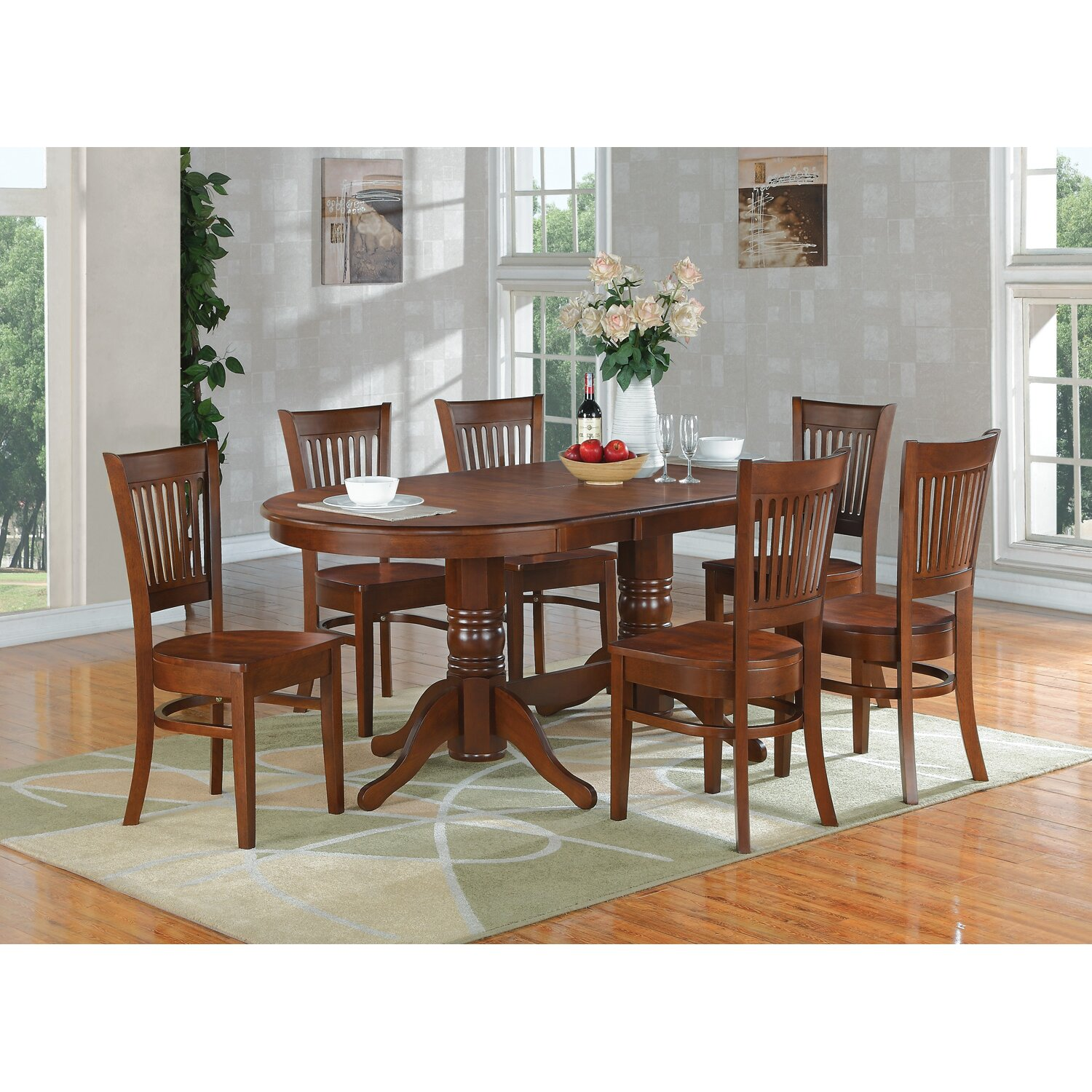 east west vancouver extendable dining table reviews
