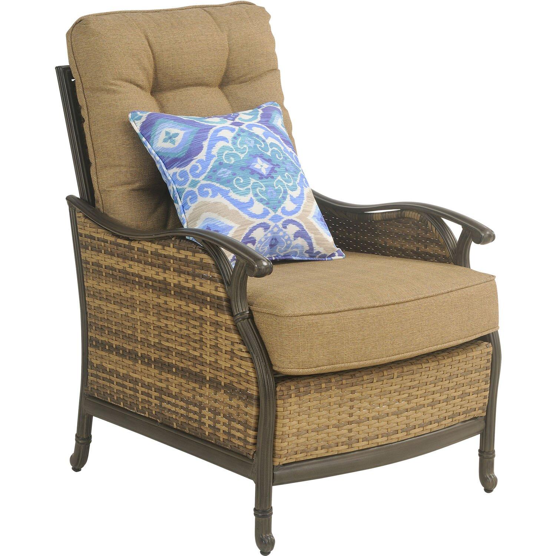 Hanover Hudson 4 Piece Deep Seating Set With Cushion