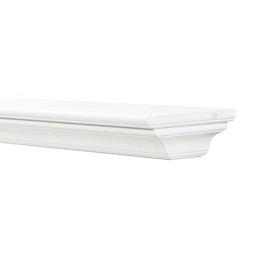 Pearl Mantels Crestwood Fireplace Mantel Shelf Reviews Wayfair