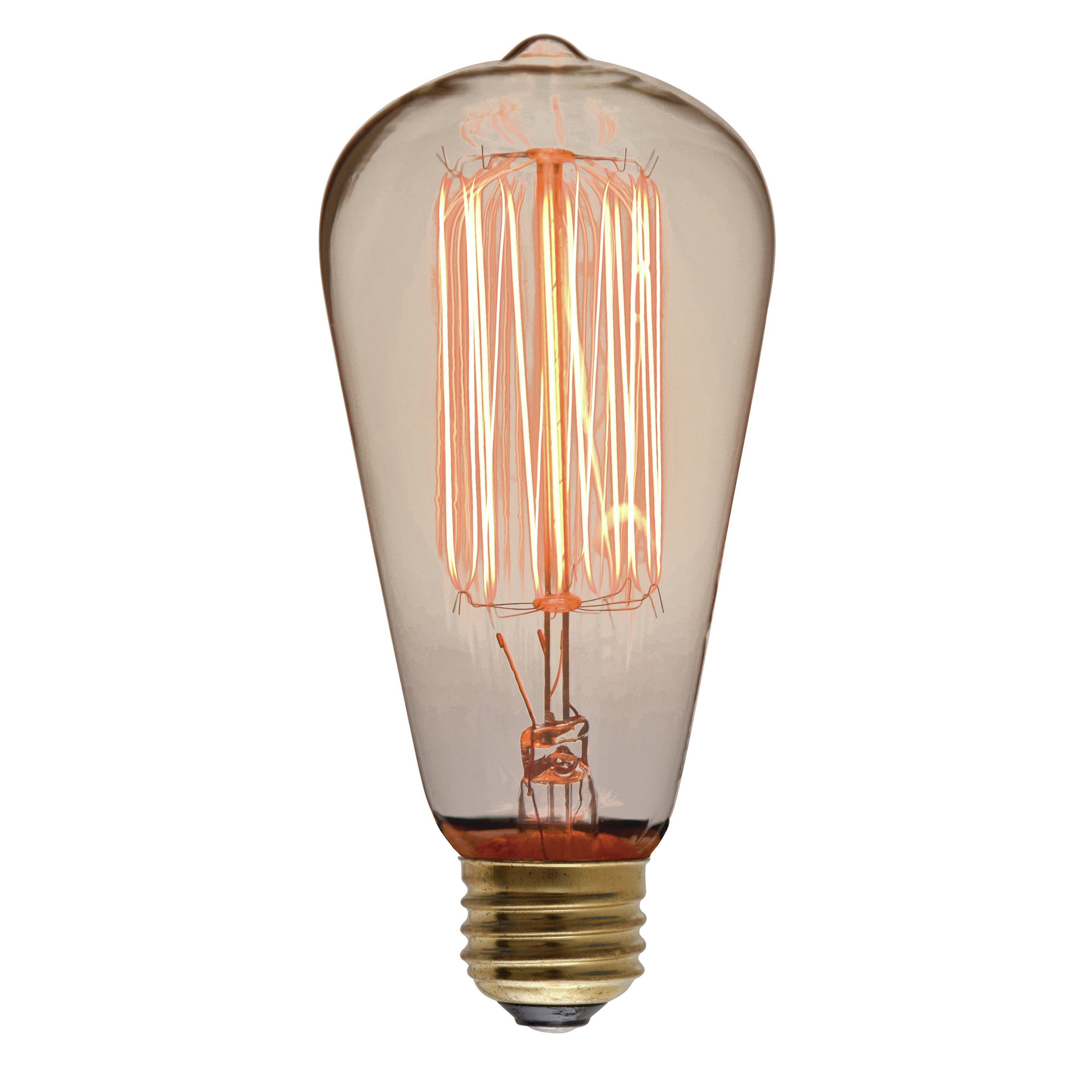 40w 130 volt e26 light bulb wayfair. Black Bedroom Furniture Sets. Home Design Ideas