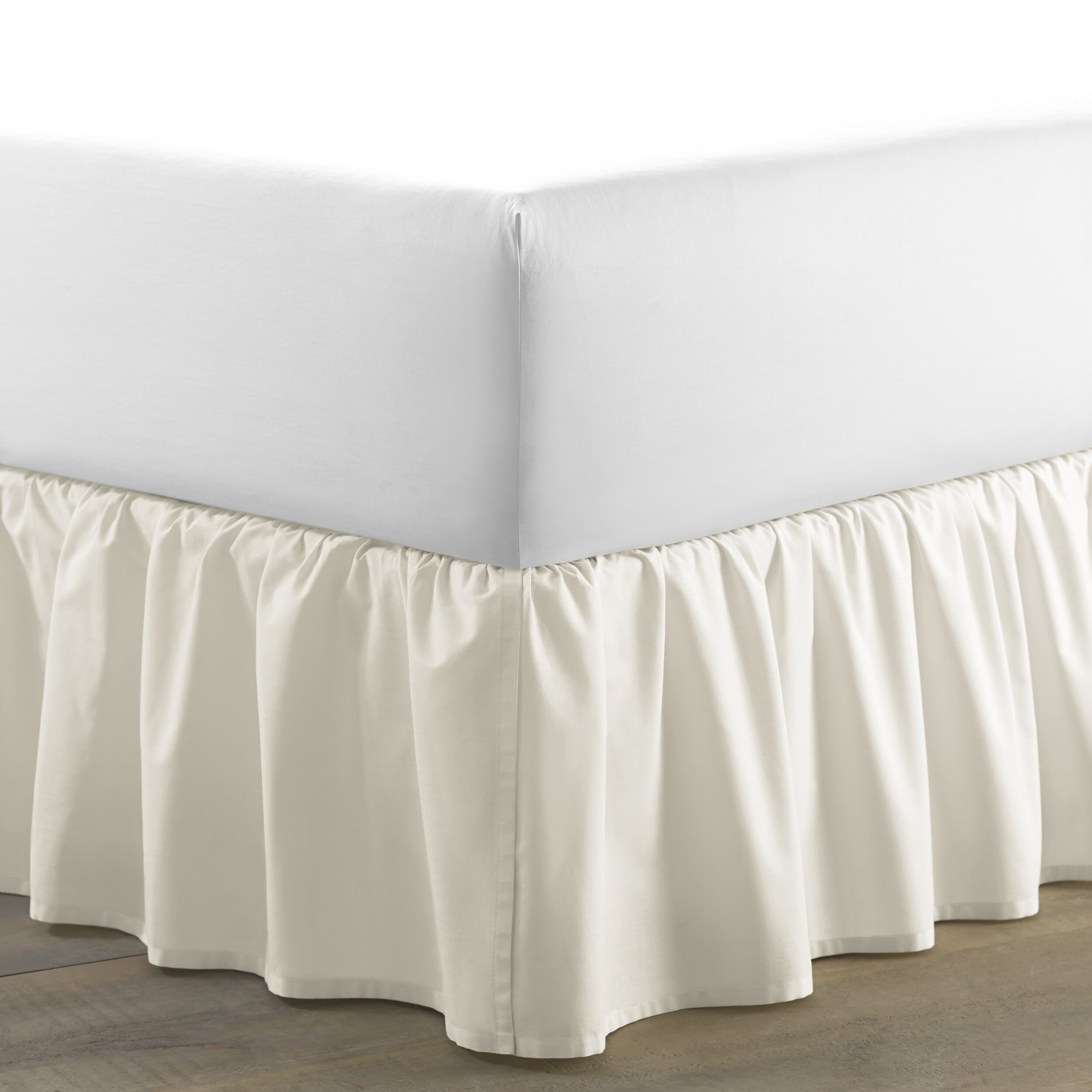 Ruffled Bed Skirt 84
