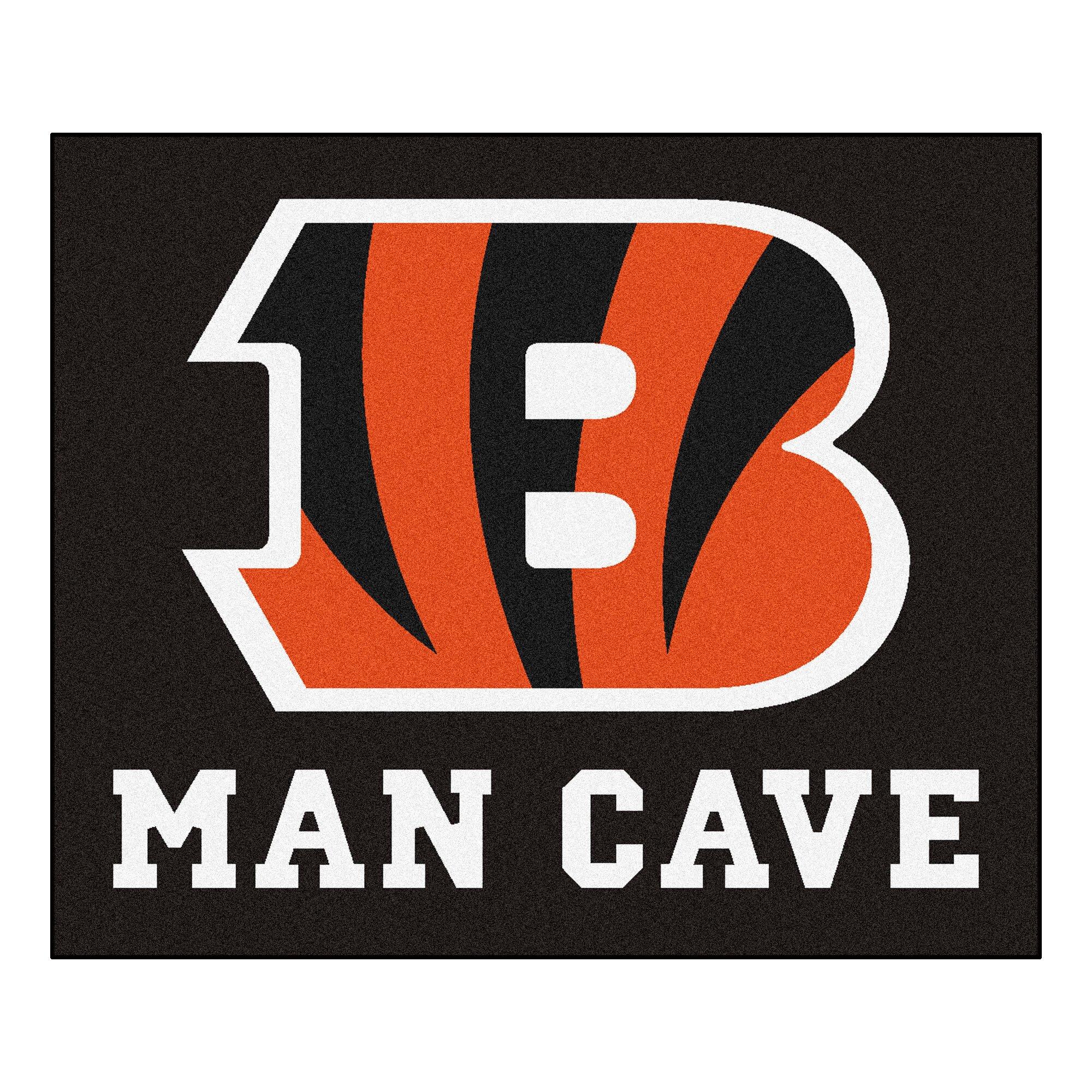 Worldly Decor Nfl Cincinnati Bengals Man Cave Tailgater Wayfair