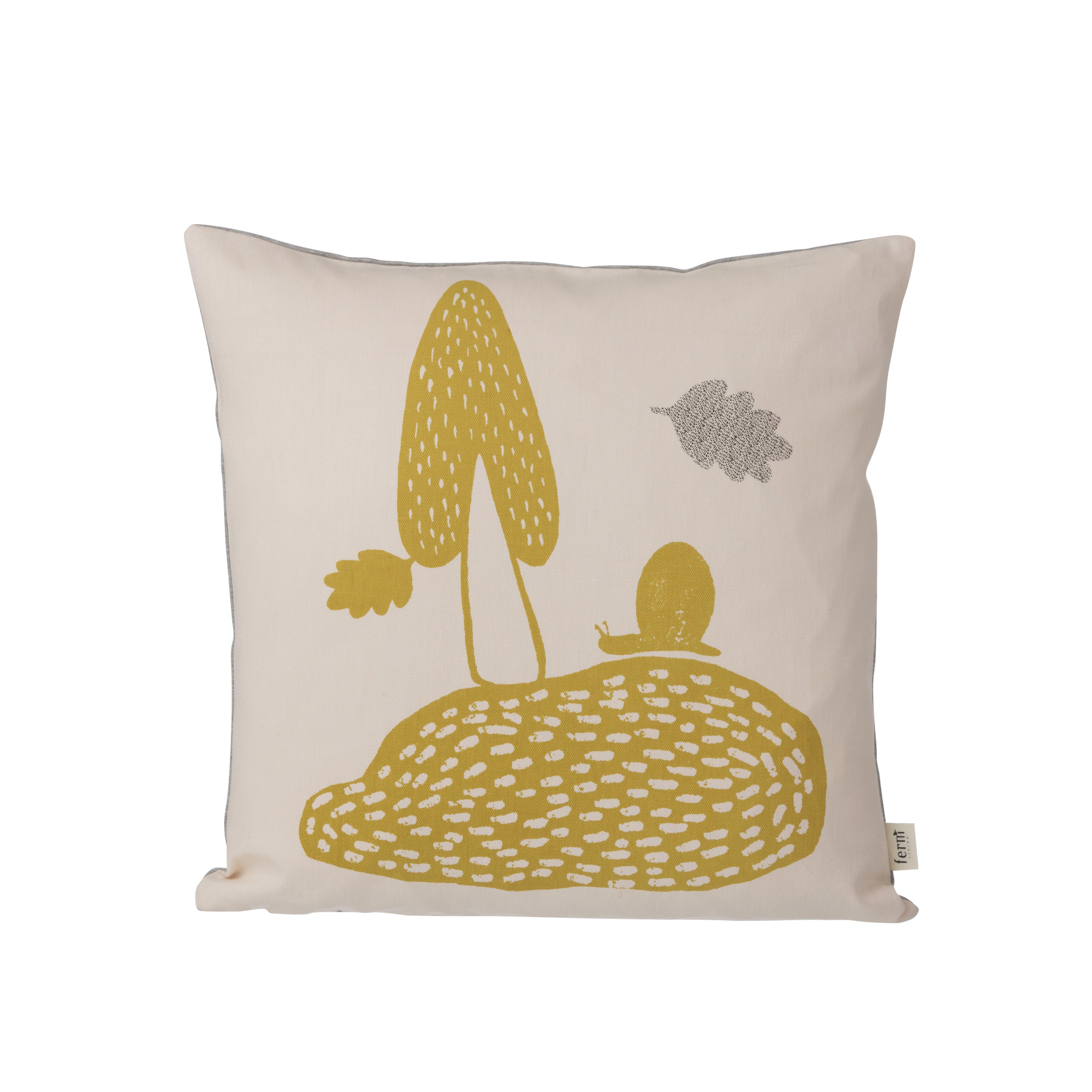 ferm living kids landscape cotton throw pillow wayfair. Black Bedroom Furniture Sets. Home Design Ideas