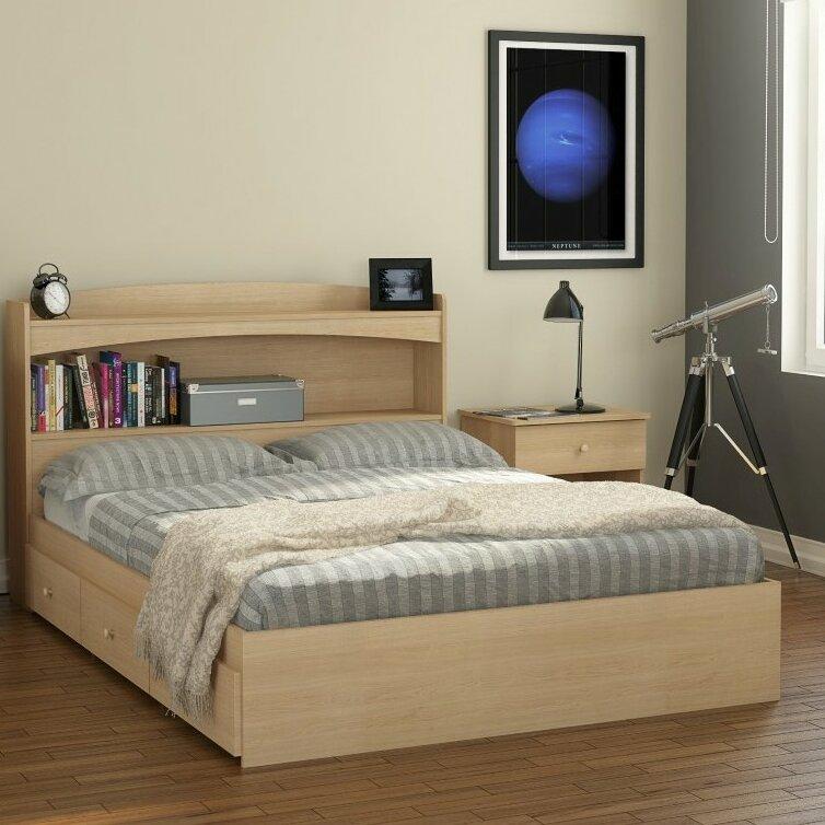 nexera alegria storage bed 2
