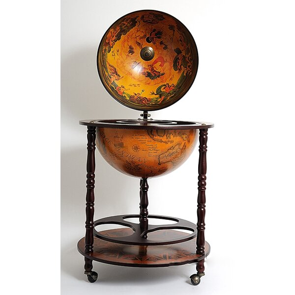 world globe drinks cabinet 2