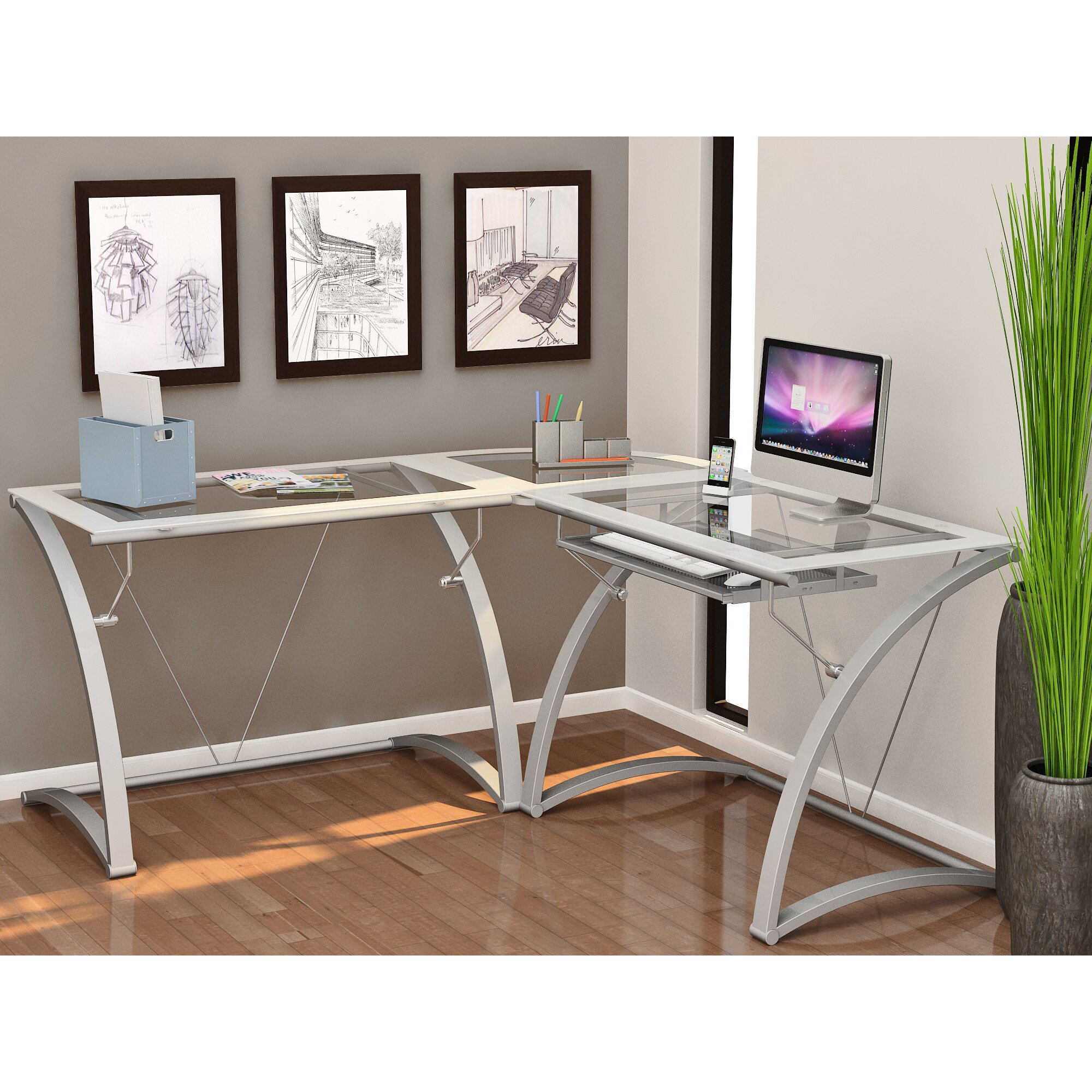 desks z computer desk designs line collections inc keaton