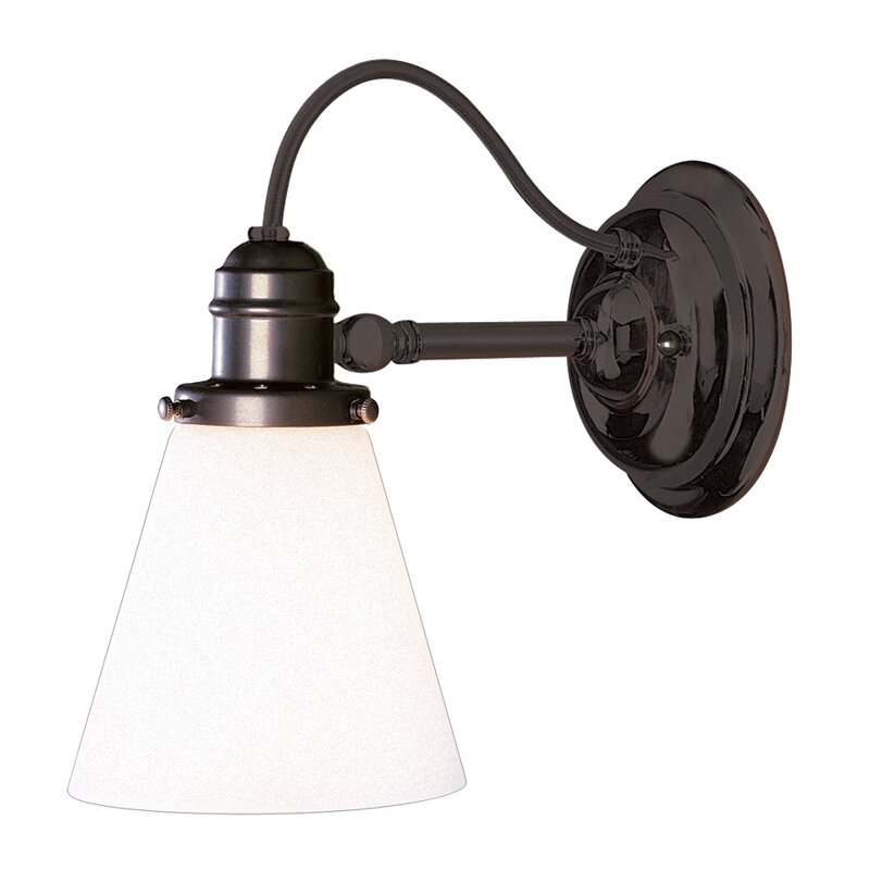 Adjustable Vanity Light Fixtures : Hudson Valley Lighting Adjustables 1 Light Bath Vanity Light & Reviews Wayfair