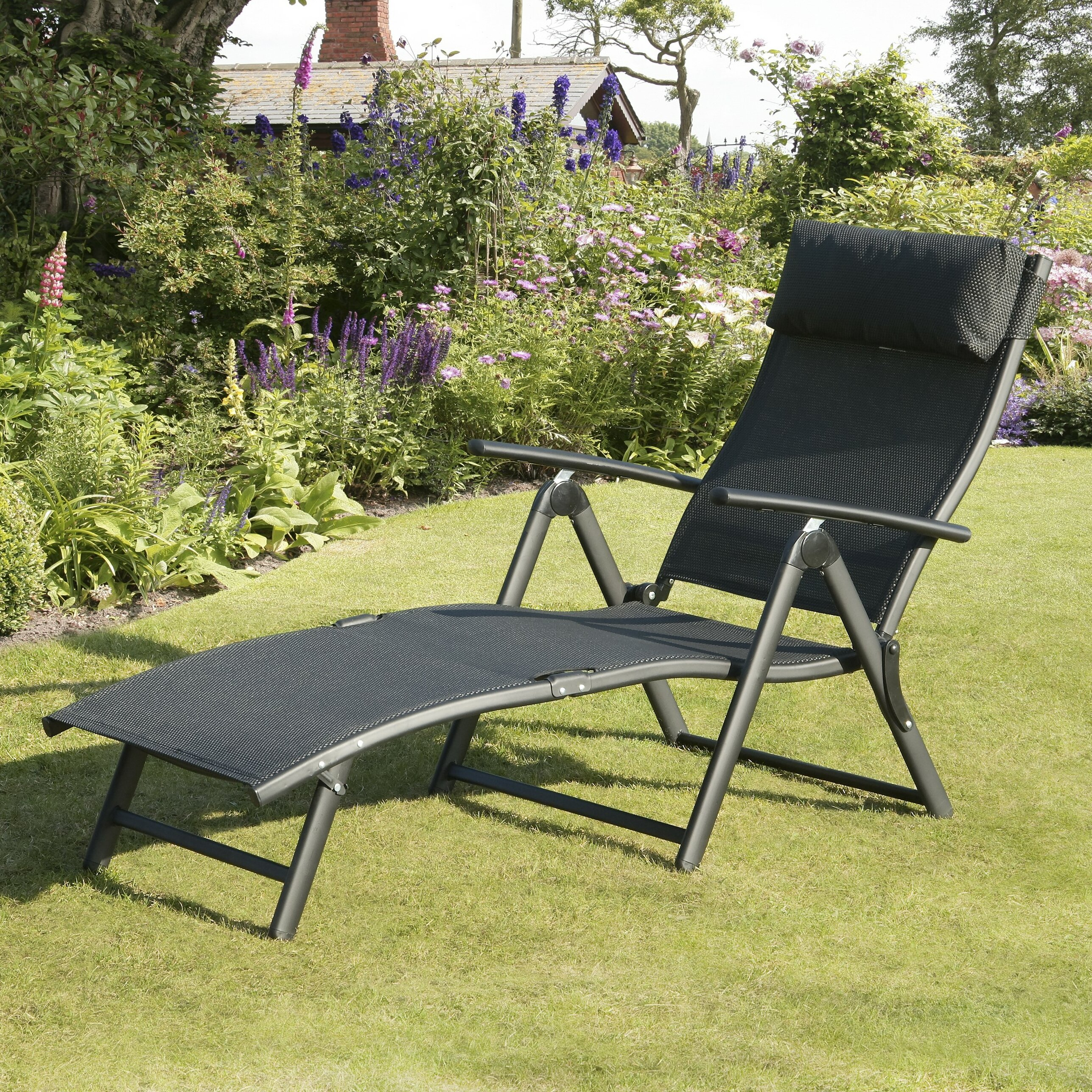 SunTime Outdoor Living Havana Chaise Lounge & Reviews