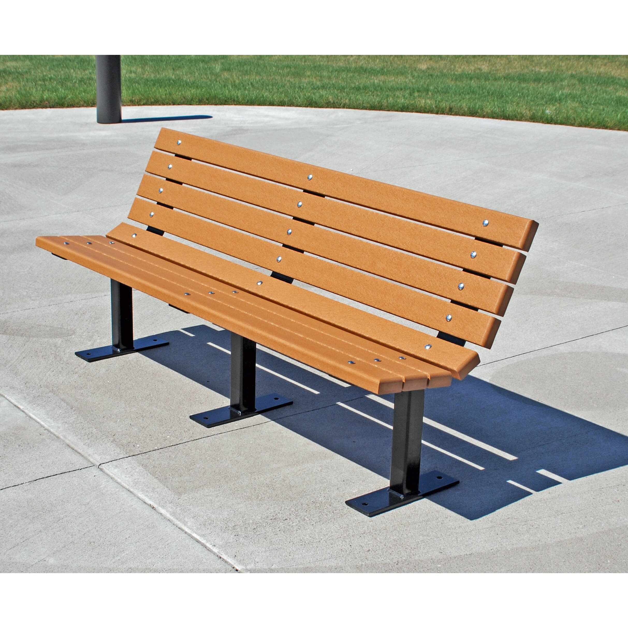 Fine Contour Recycled Plastic Park Bench By Frog Furnishings On Forskolin Free Trial Chair Design Images Forskolin Free Trialorg