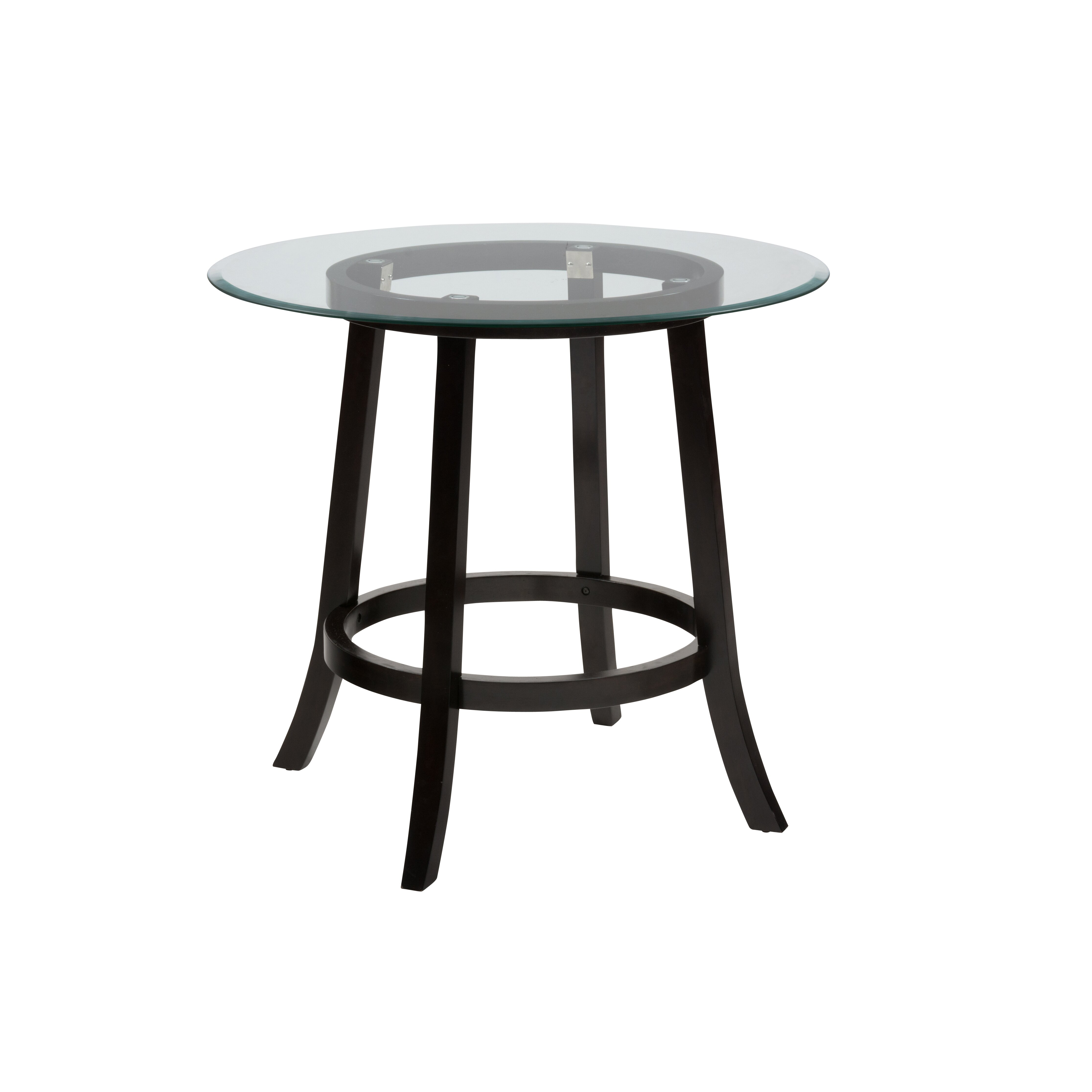Bar Stool Height For 42 Inch Bar Images 100 42 Best Bar  : Aaron Pub 42 Round Counter Height Table with Glass Top 815 42BG42RDKT from flowersaustralia.co size 4463 x 4463 jpeg 387kB