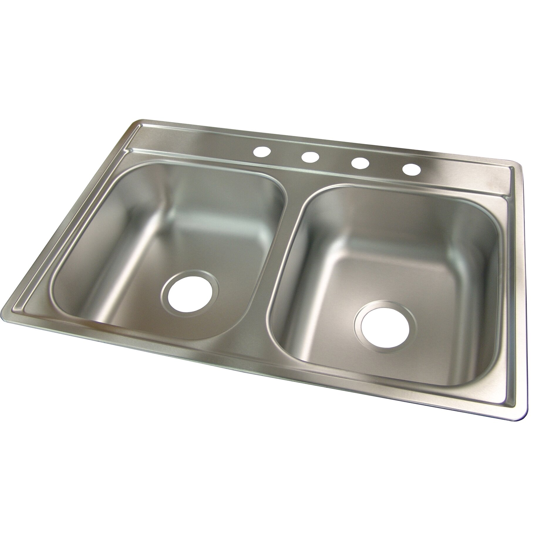 Kindred Kitchen Sinks : Franke Kindred 33