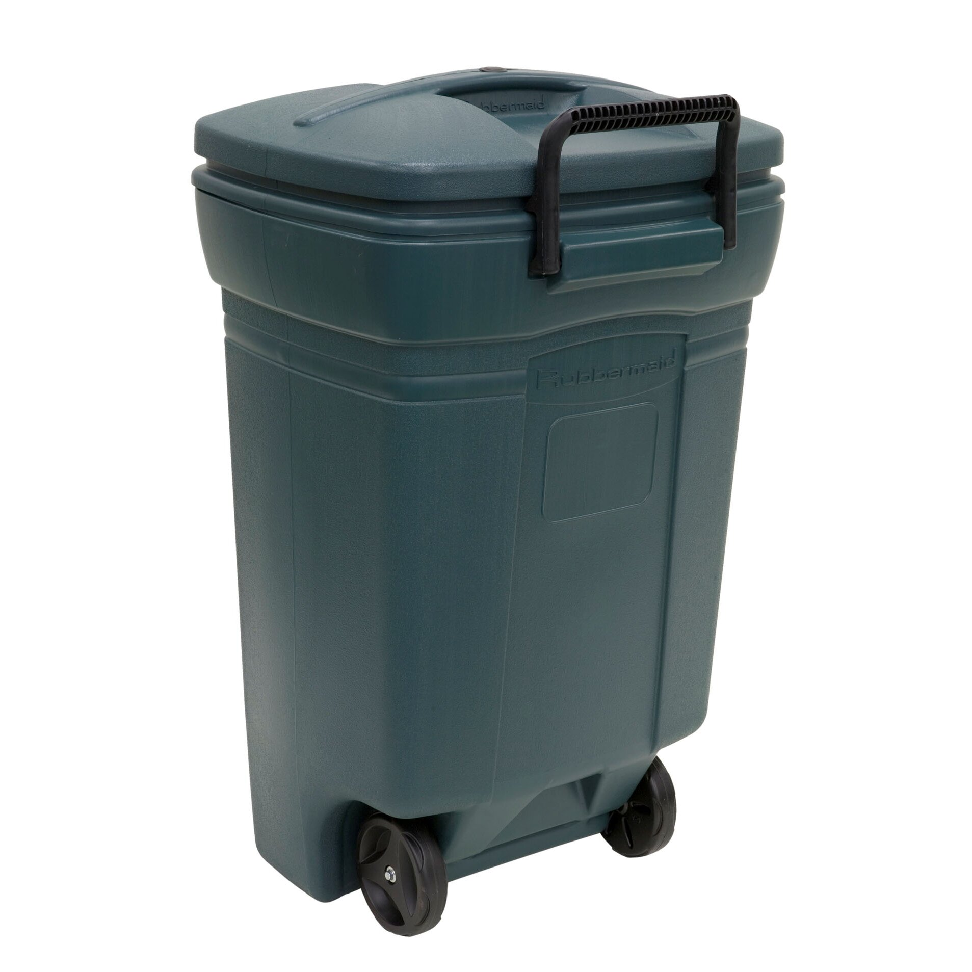 United Solutions 45 Gal Rubbermaid Wheeled Trash Can