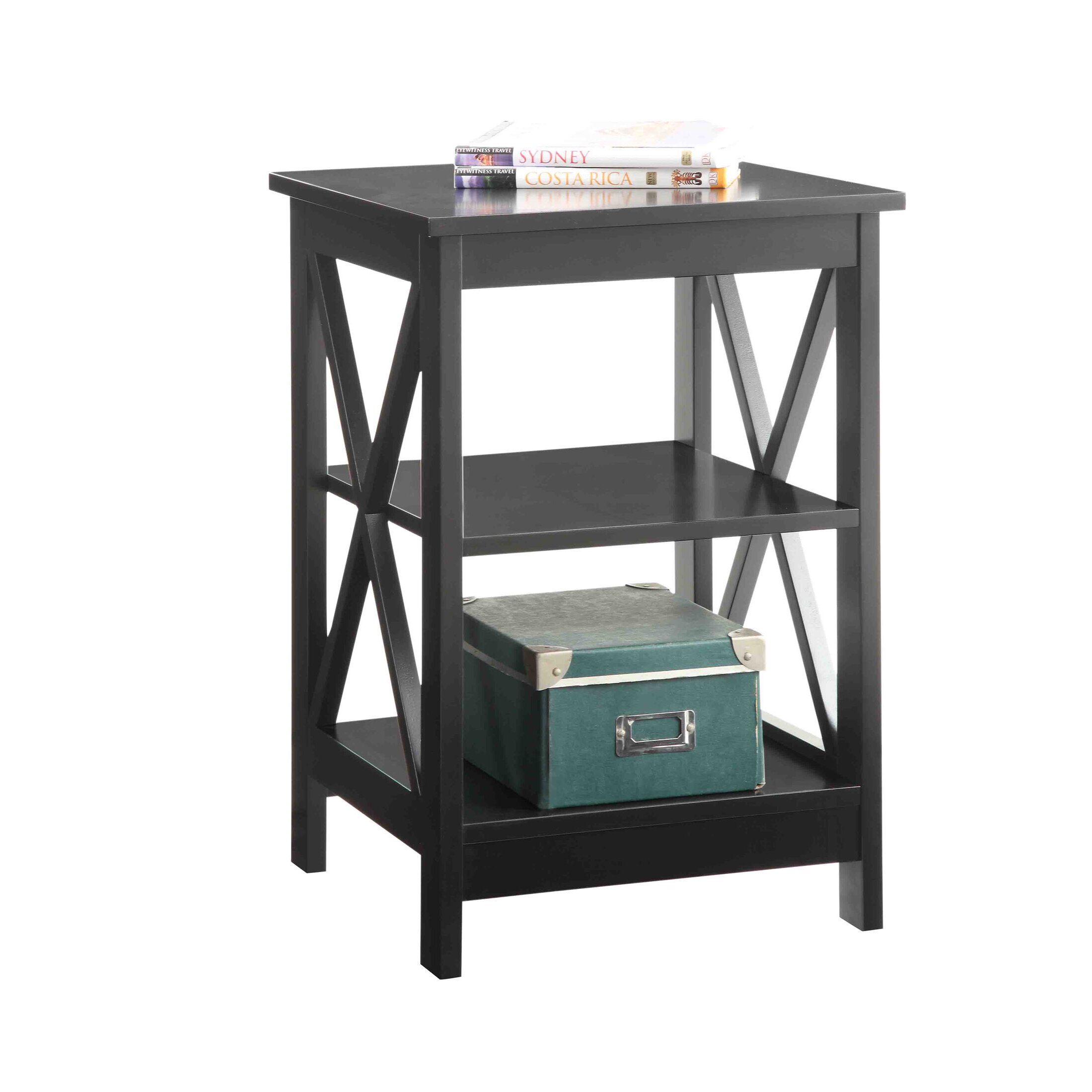 Convenience Concepts Oxford End Table Amp Reviews Wayfair