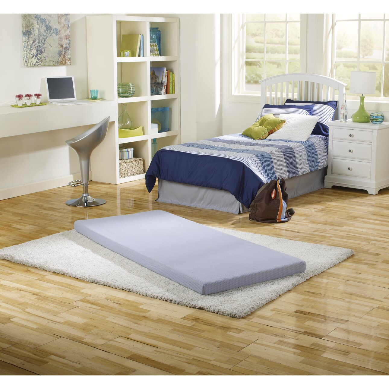 Simmons Latex Bed 35