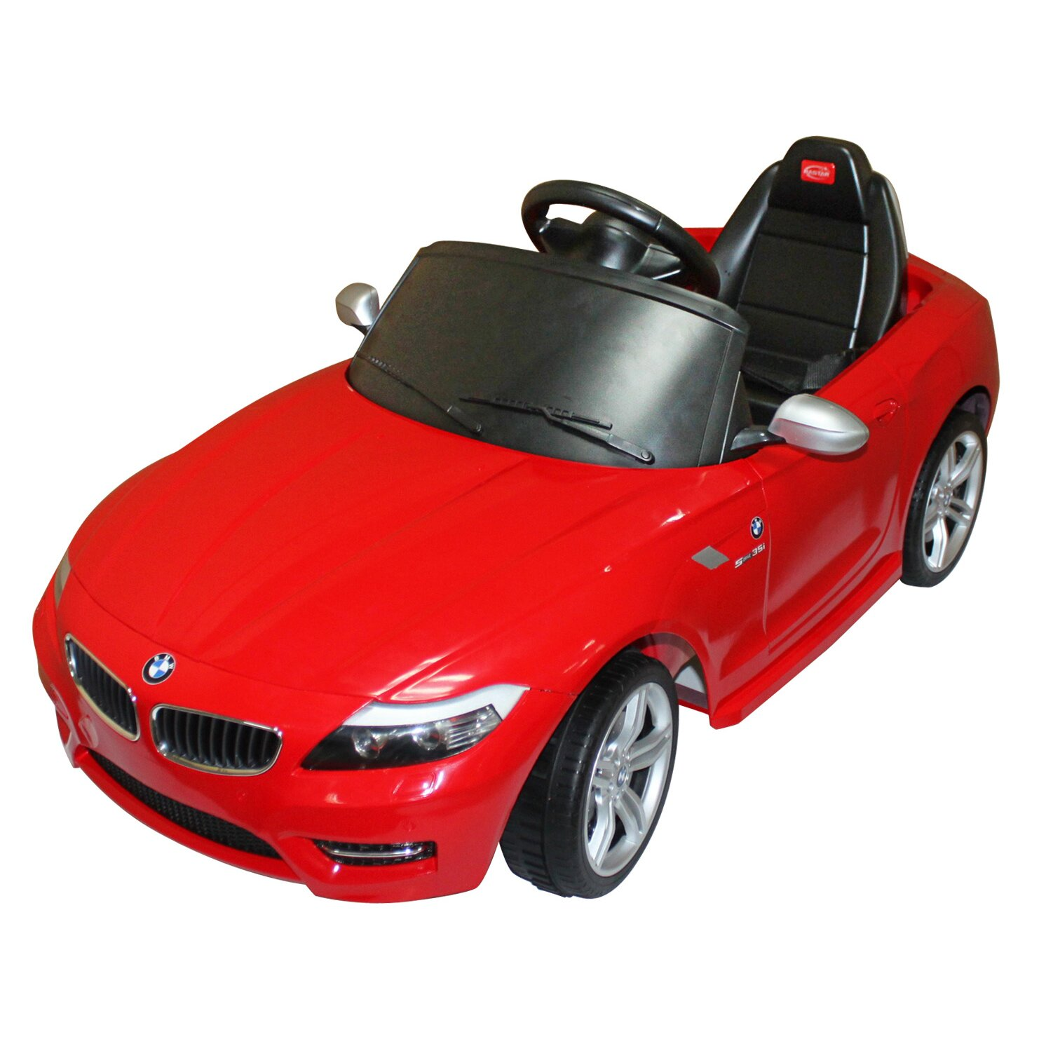 Bmw Z4 Rastar 6v Battery Powered Car Wayfair