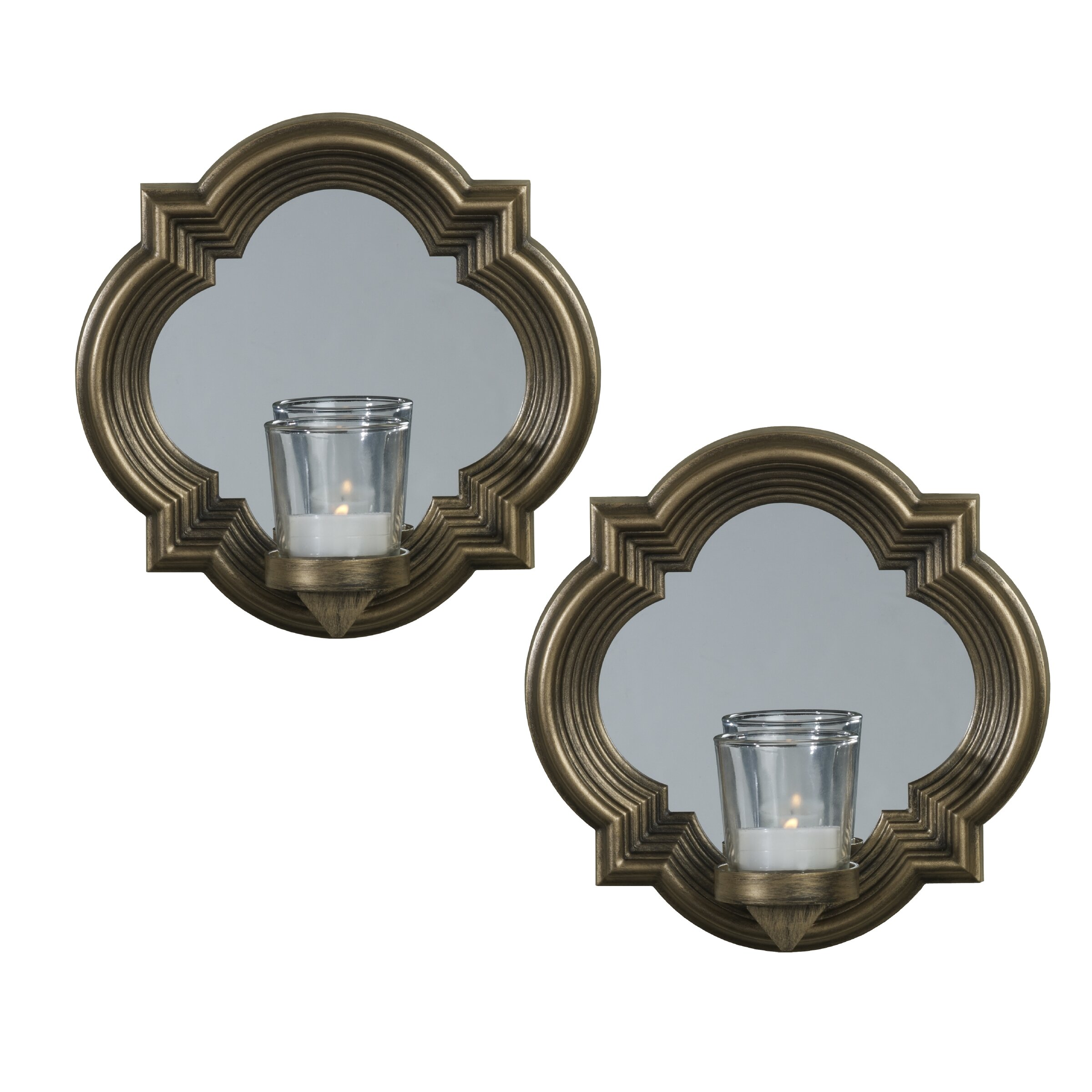 Quatrefoil Wall Sconces : Quatrefoil Wall Sconce - Quatrefoil 3d Wall Sconce Bowring, Quatrefoil Bracket Wall Sconce ...