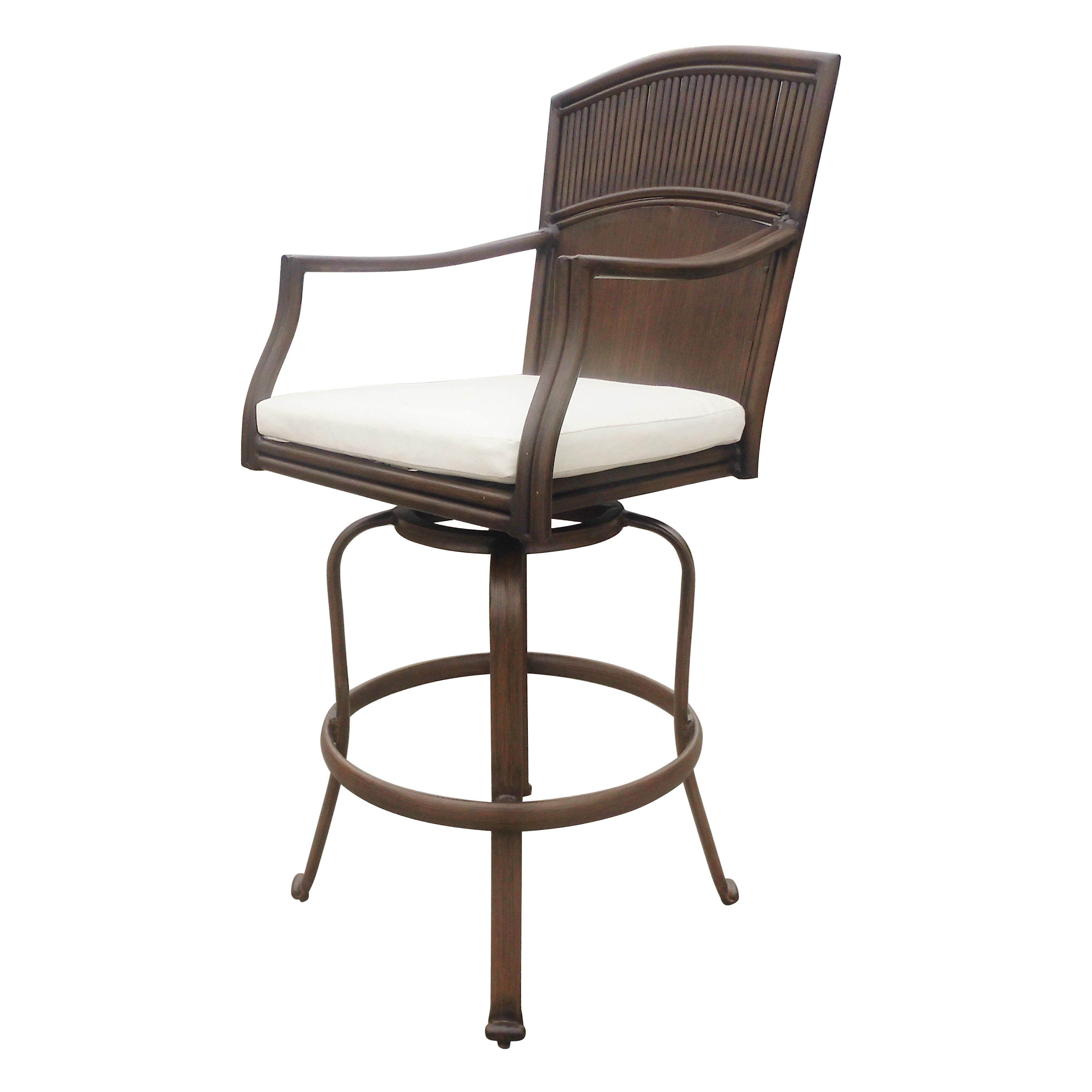 Outdoor Tiki Bar Stools : Panama Jack Home Tiki 30 Barstool