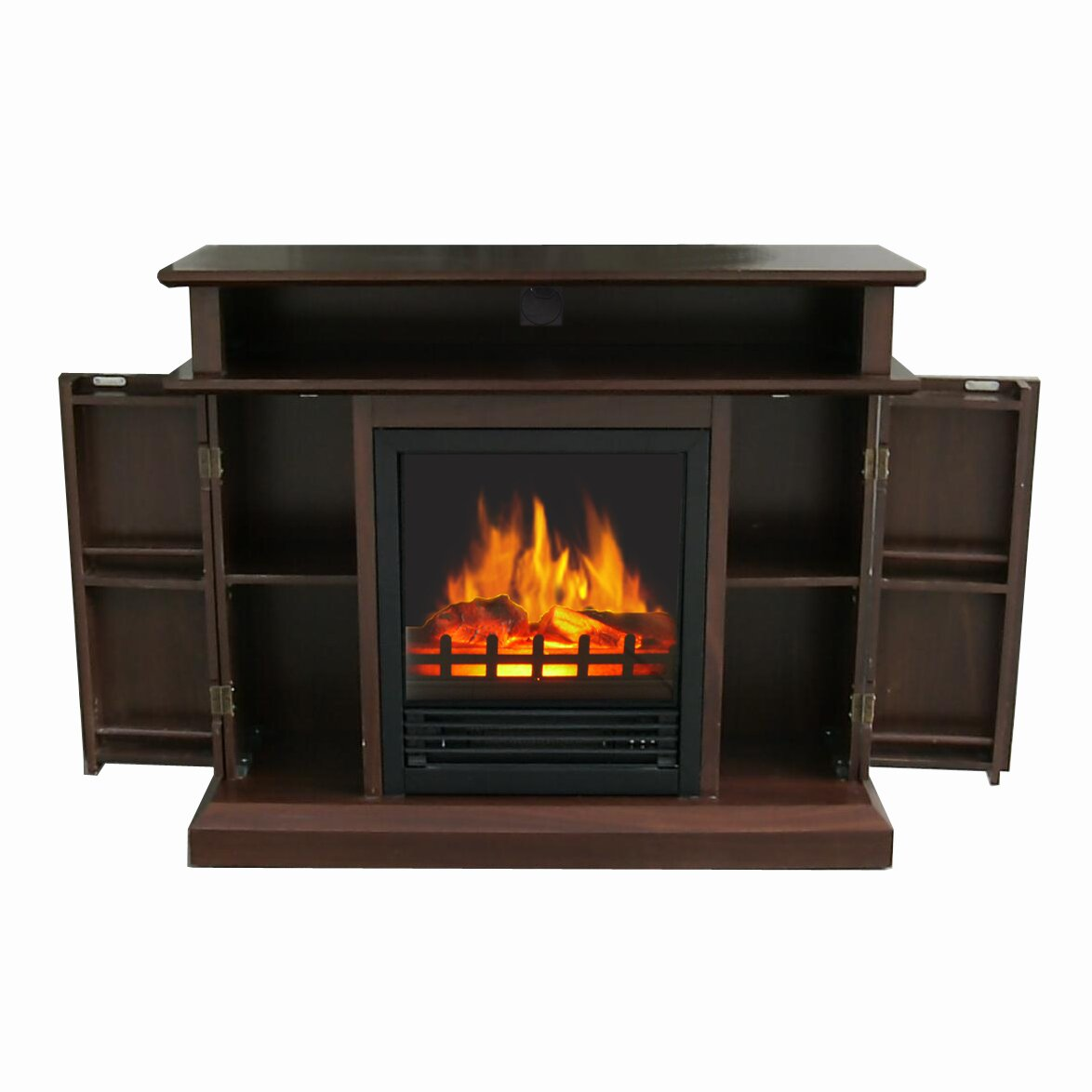 stonegate melrose multi media electric fireplace