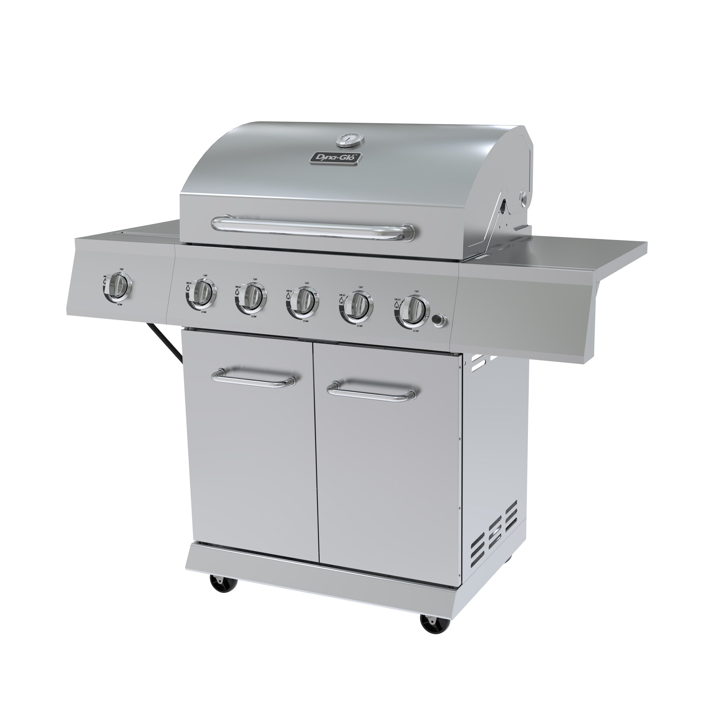 Dyna Glo Grill Cover 5 Burner: Dyna-Glo 5 Burner Gas Grill & Reviews