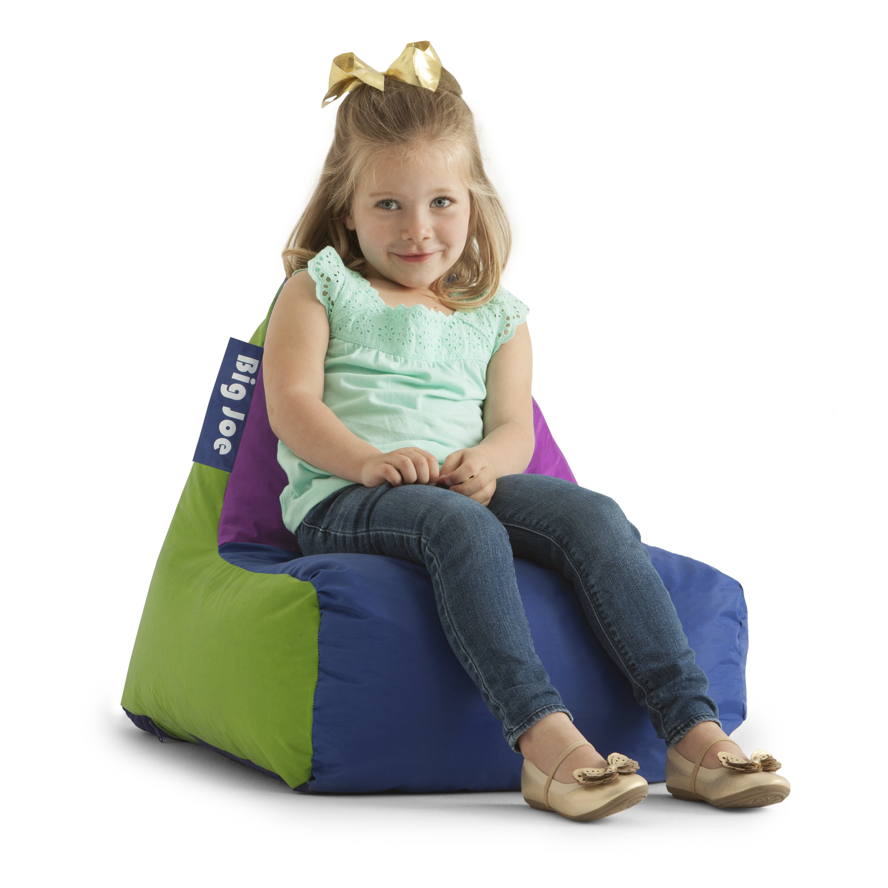 Comfort Research Big Joe Banana Bean Bag Lounger u0026 Reviews : Wayfair
