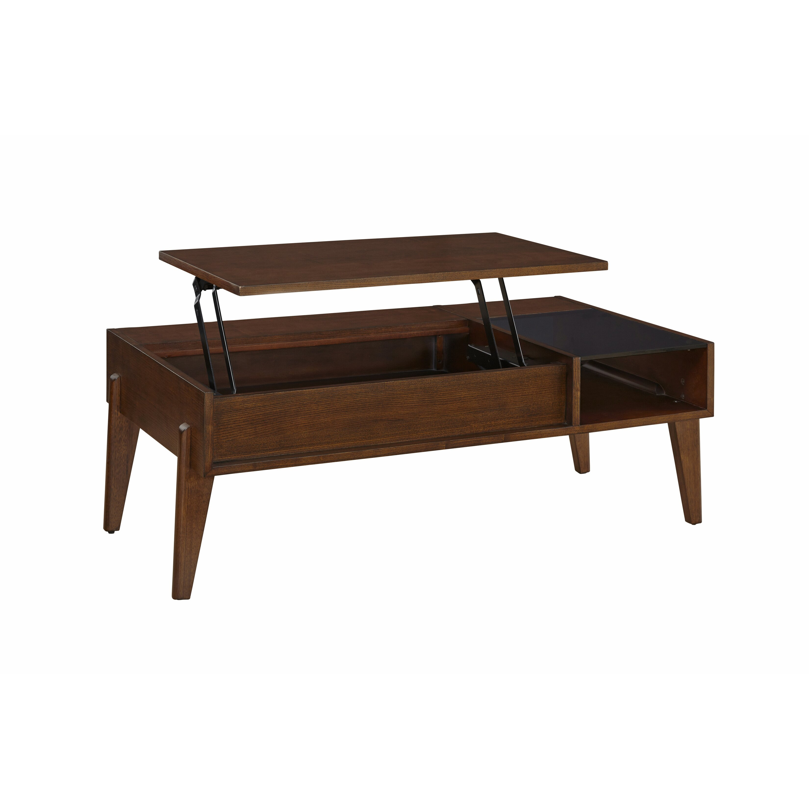 Travis Coffee Table With Lift Top By Casana Furniture Company