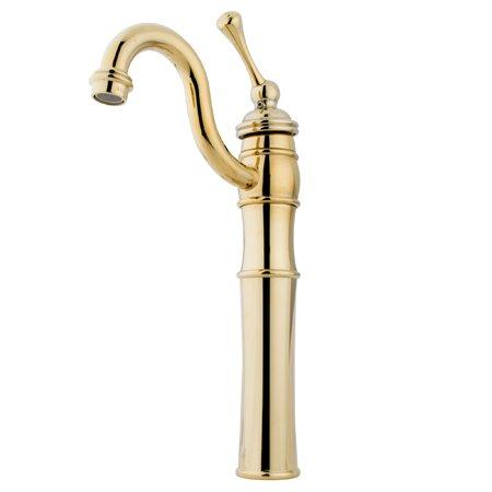 Kingston Brass Victorian Single Handle Vessel Sink Faucet Reviews Wayfair