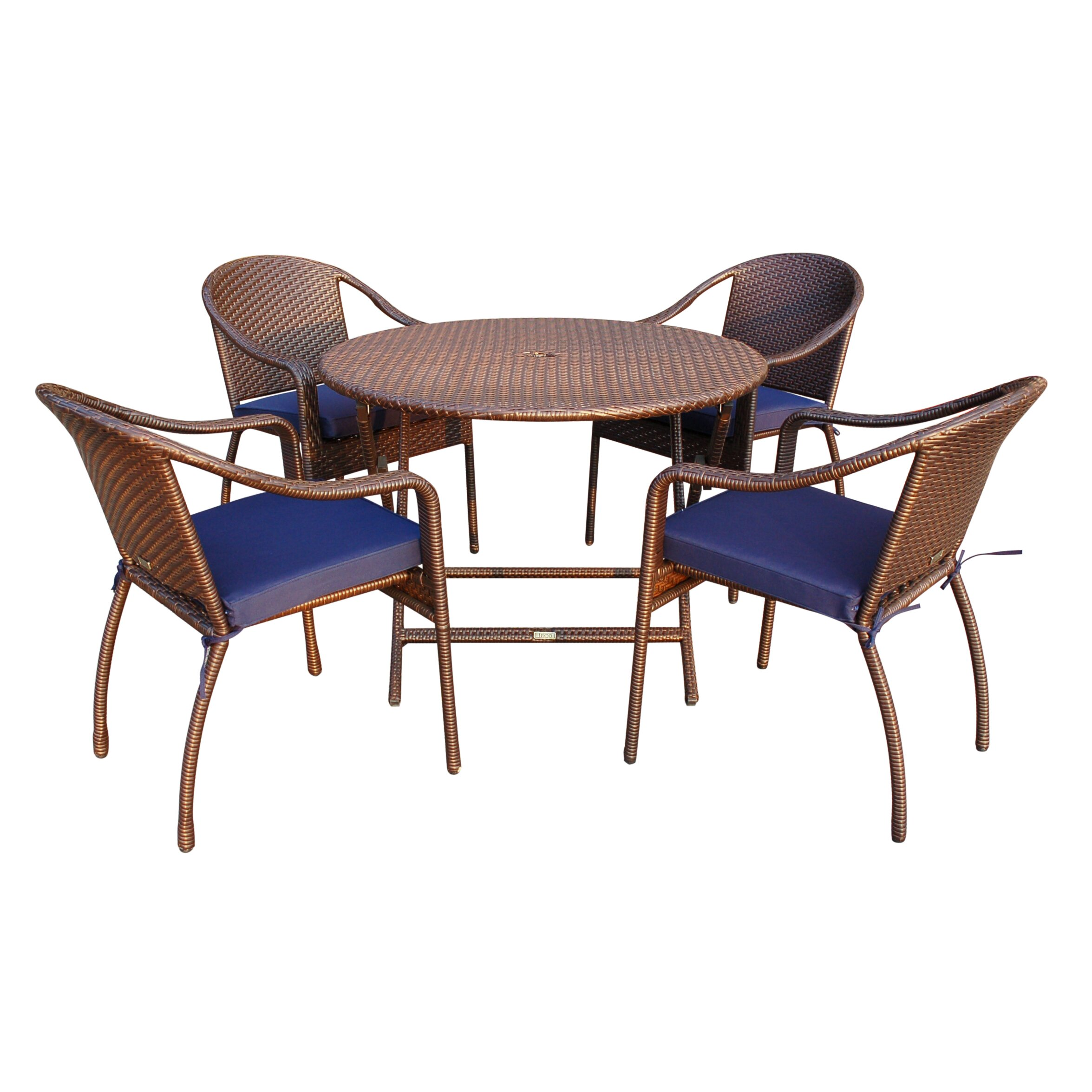 Folding Table Staples picture on 5pcs Cafe Curved Back Chairs and Folding Wicker Table Dining Set W00501R G FS0 JECO1290 with Folding Table Staples, Folding Table 74a6deb60e7ef34c36fdce6177553641