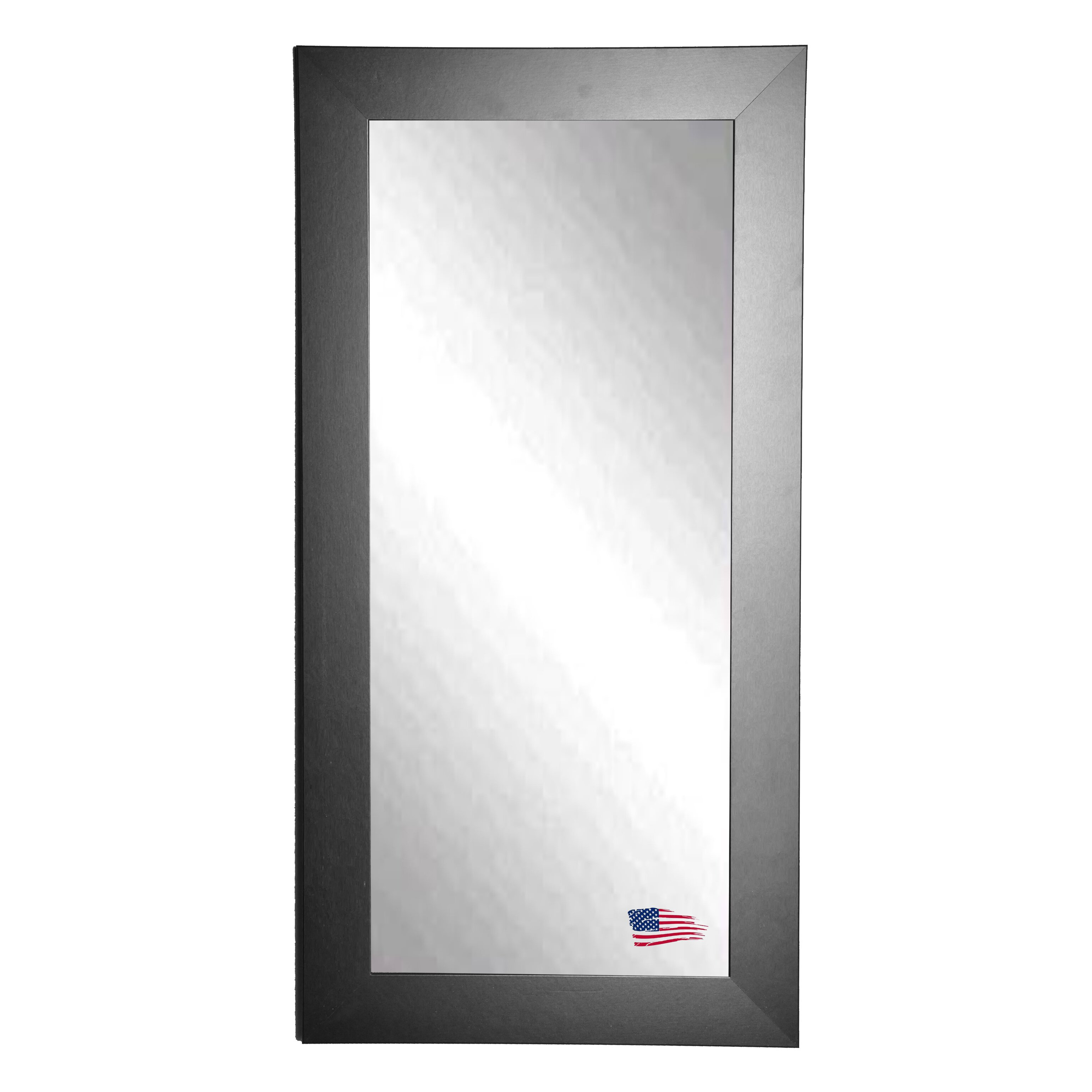 Rayne Mirrors Satin Black