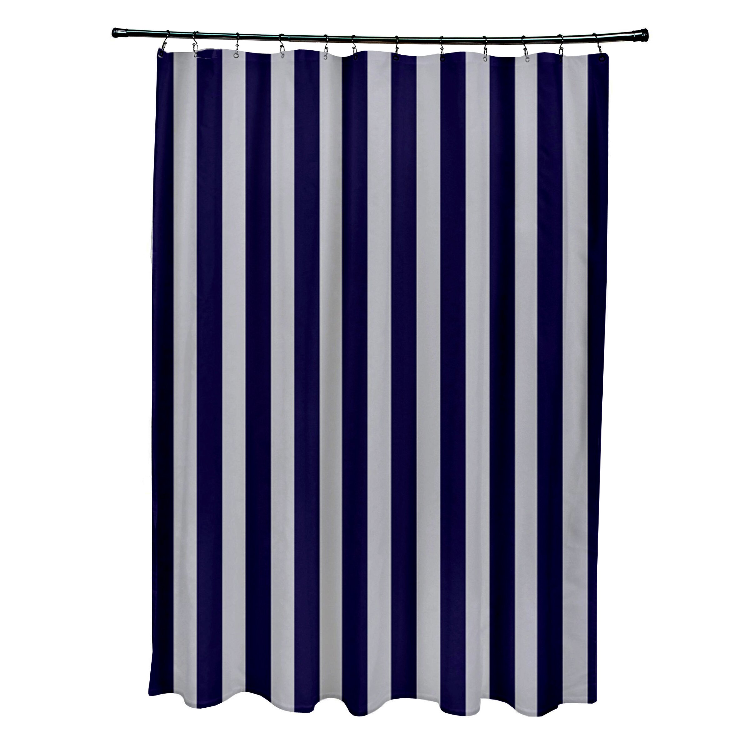 Nautica palmetto bay stripe shower curtain from beddingstyle com - Nautica Palmetto Bay Stripe Shower Curtain From Beddingstyle Com Shower Curtains Stripped Shower Curtains By