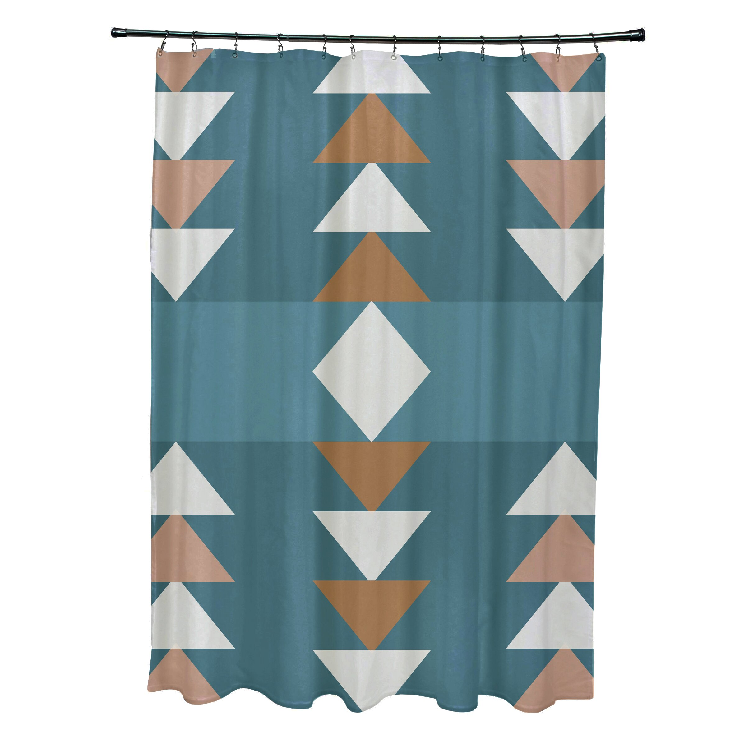 Geometric Print Shower Curtain Latest This Item Dots Print Eva Shower Curtain Liner Water And