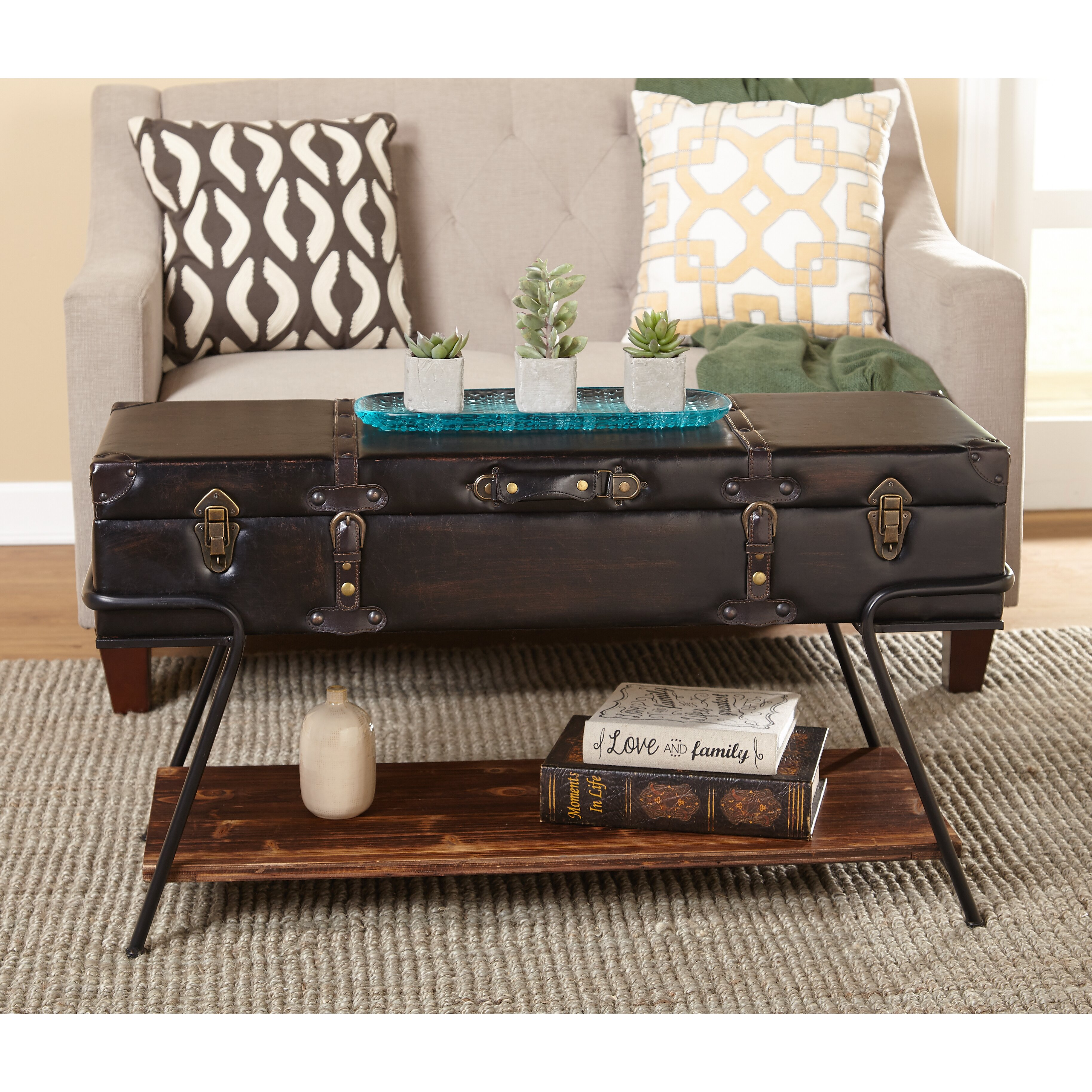 Gulliver S Trunk Coffee Table: TMS Trunk Coffee Table & Reviews