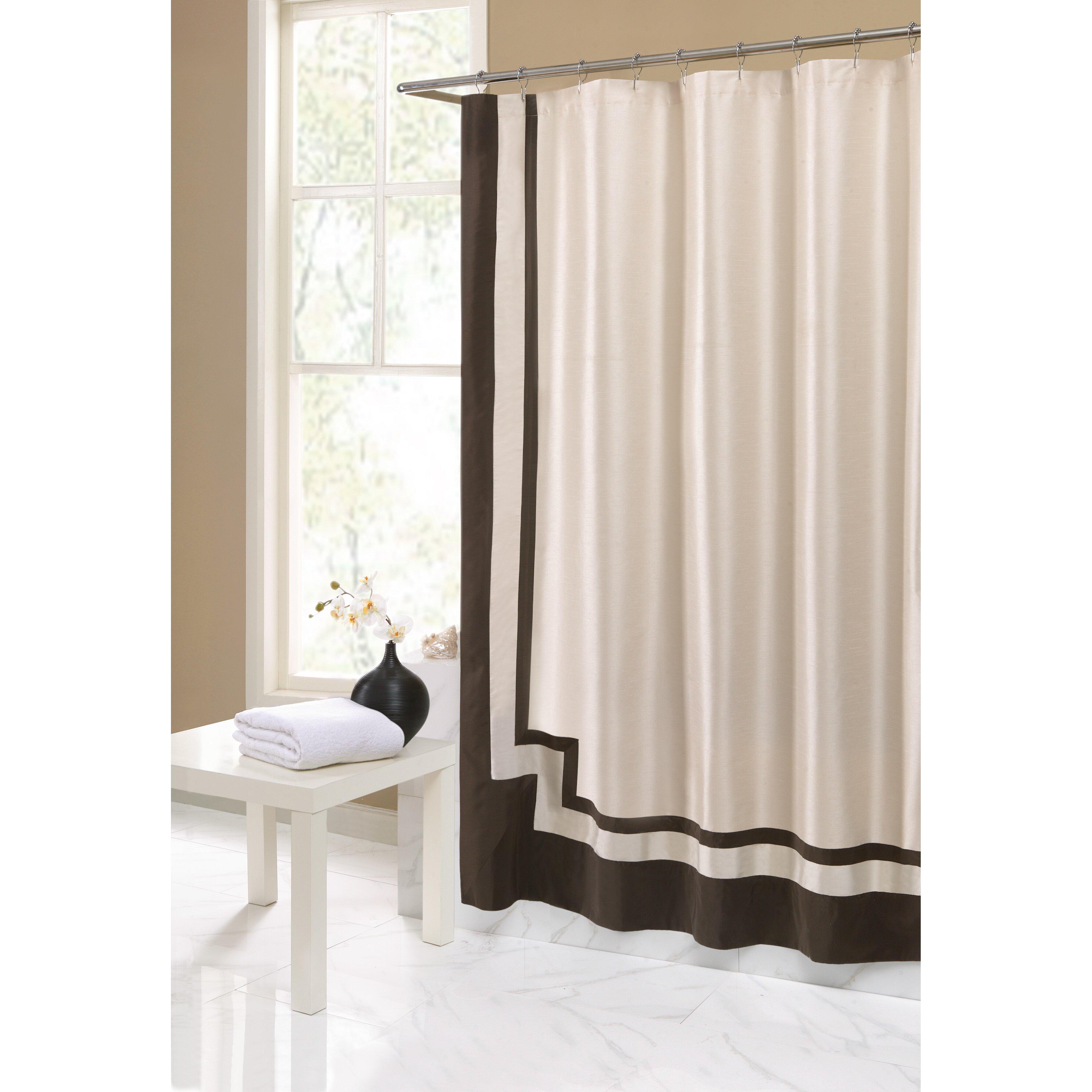 presidio square hotel grandeur shower curtain reviews wayfair