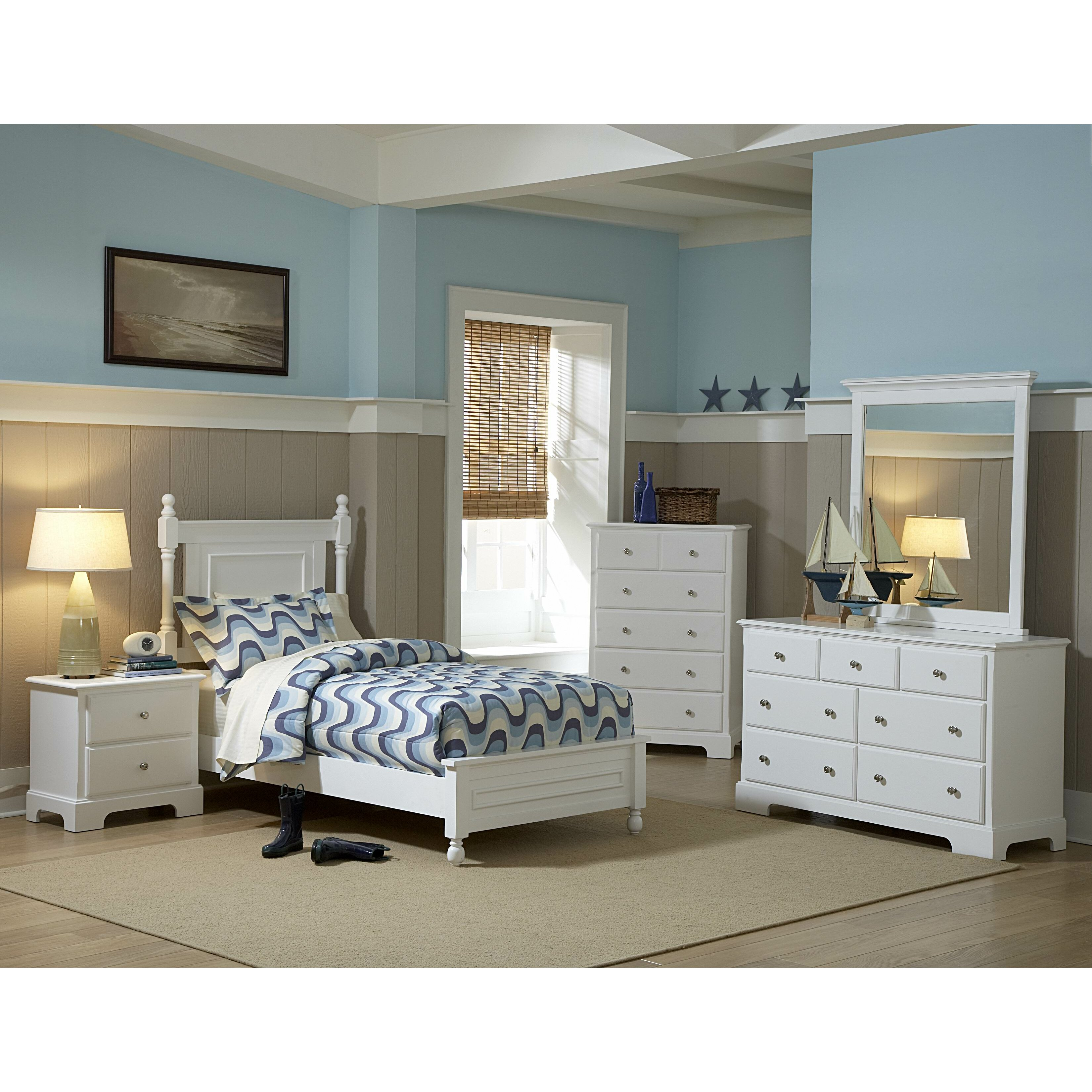 Woodhaven Hill Morelle Panel Bed Amp Reviews Wayfair