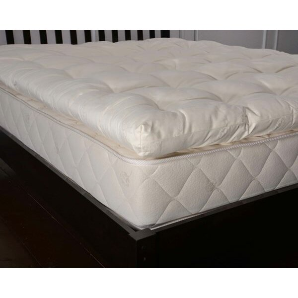 36 for alexis teal crib size wool mattress cover mattress pad