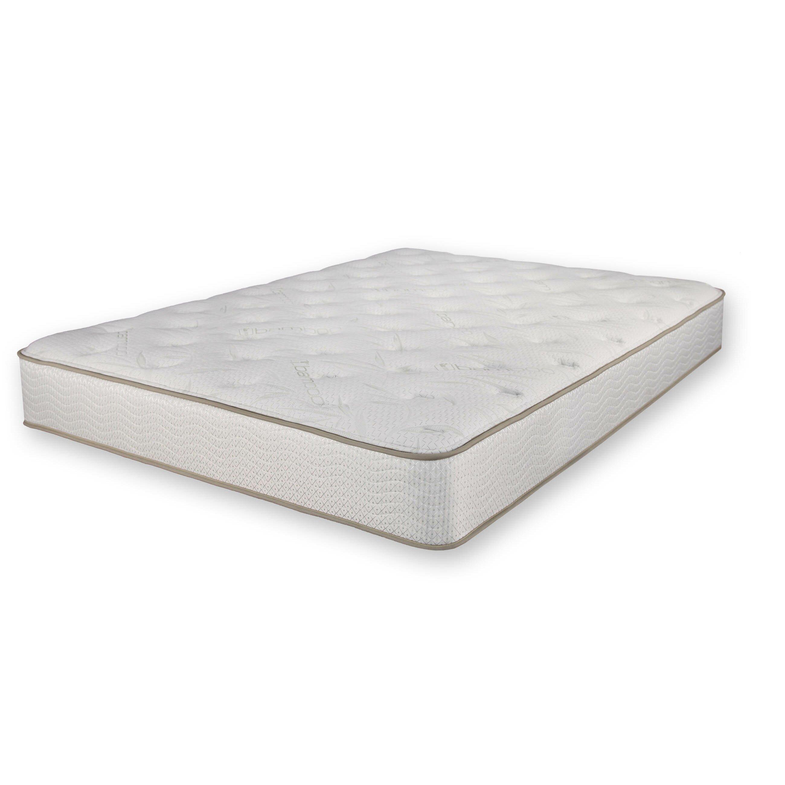 Brooklyn bedding ultimate dreams 10quot ultra plush natural for Brooklyn bedding mattress reviews