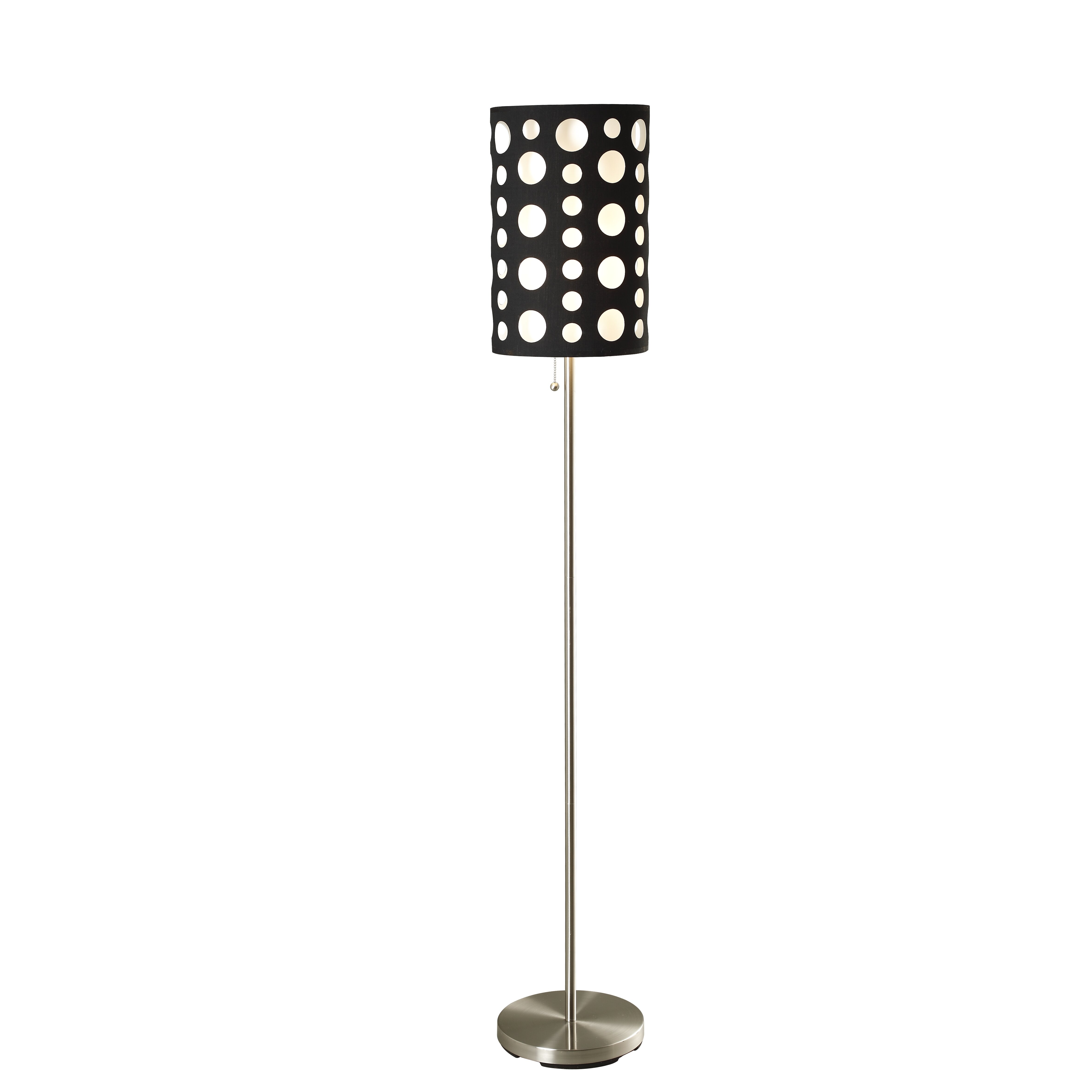 ore furniture retro 66 floor lamp reviews wayfair. Black Bedroom Furniture Sets. Home Design Ideas