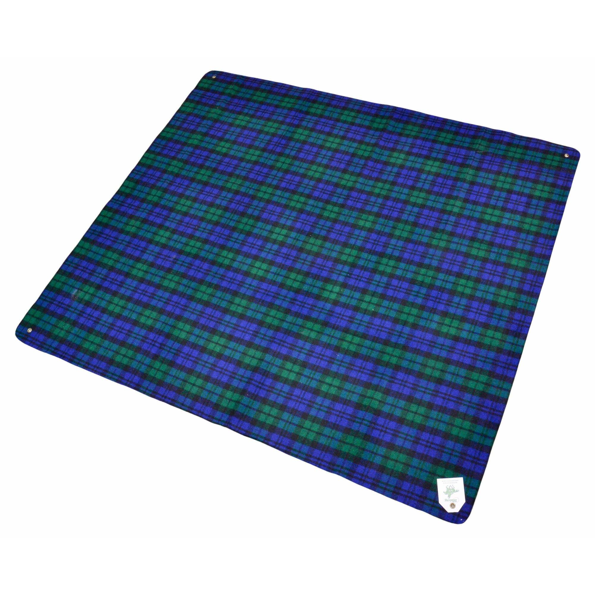Outdoor Down Blanket Creswick Billabong Waterproof Wool Nylon Outdoor Picnic Blanket