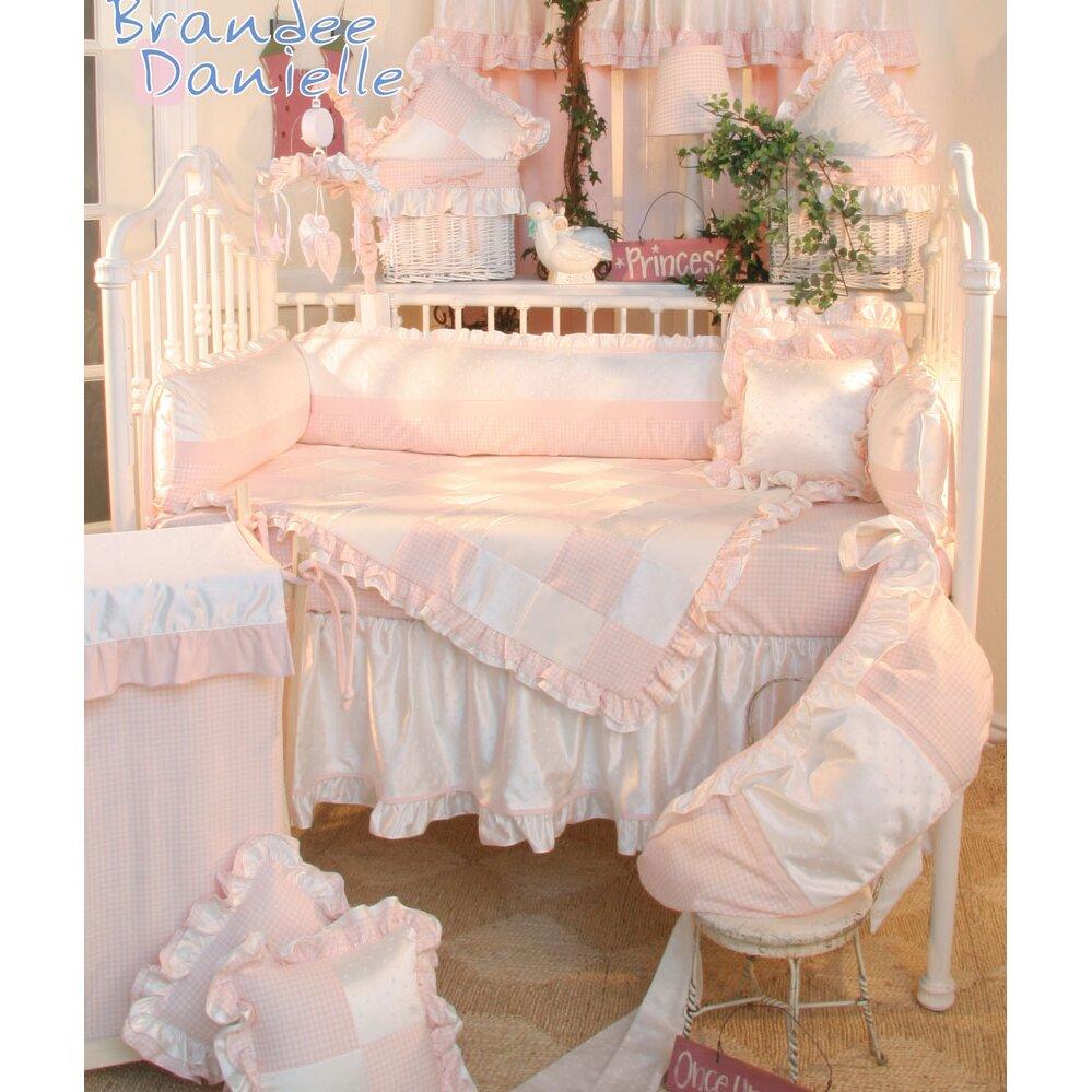 Princess pink wicker basket by brandee danielle