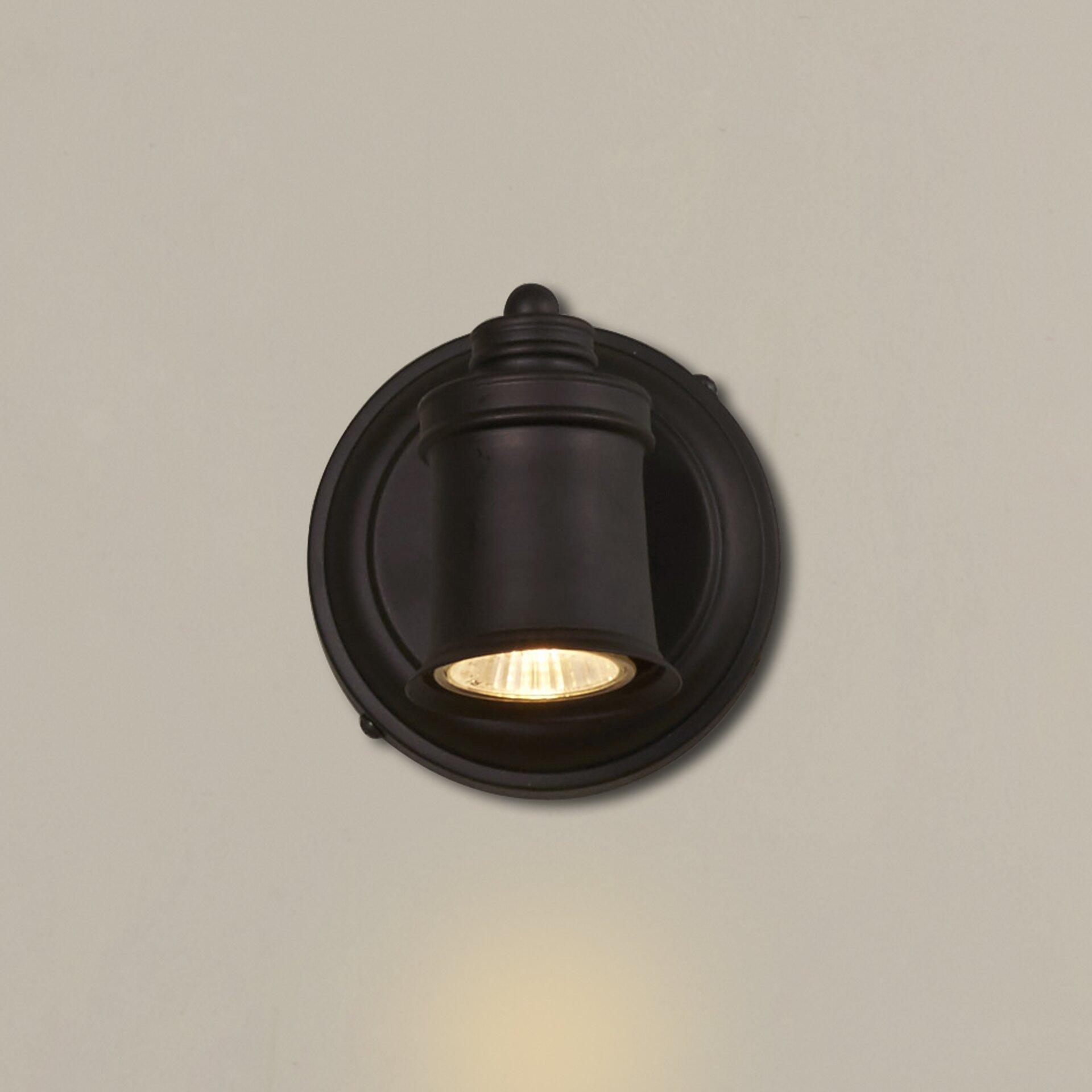 Wall Ceiling Lights Sets : Charlton Home Aspegreen 1 Light Ceiling/Wall Lights & Reviews Wayfair